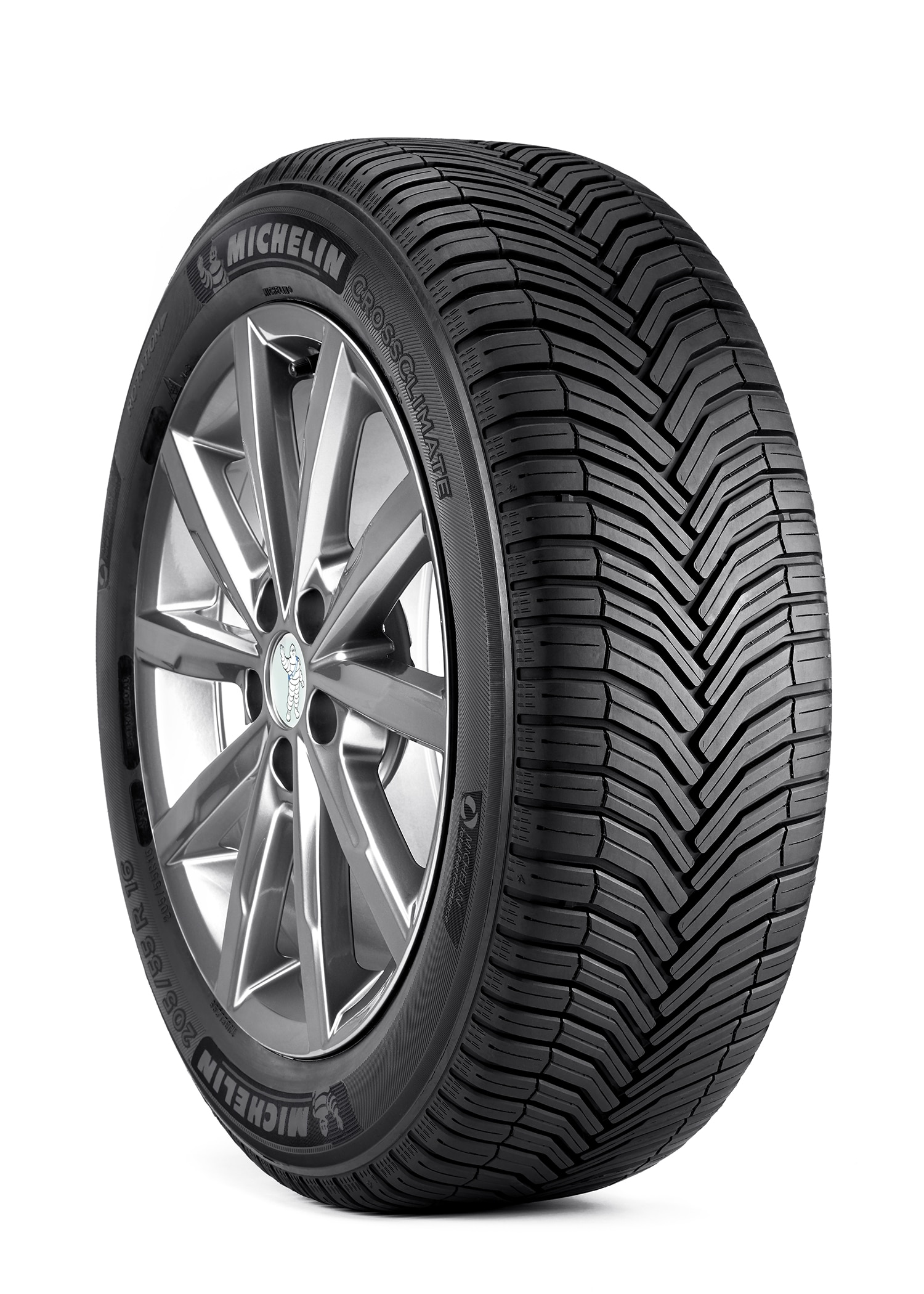 Michelin X-Ice Xi3 >> Michelin CrossClimate: A New Type of Tire | Automobile Magazine