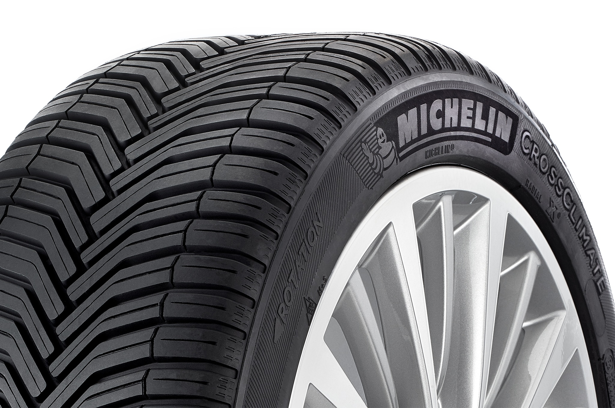 All Weather Tire >> Michelin CrossClimate: A New Type of Tire | Automobile Magazine