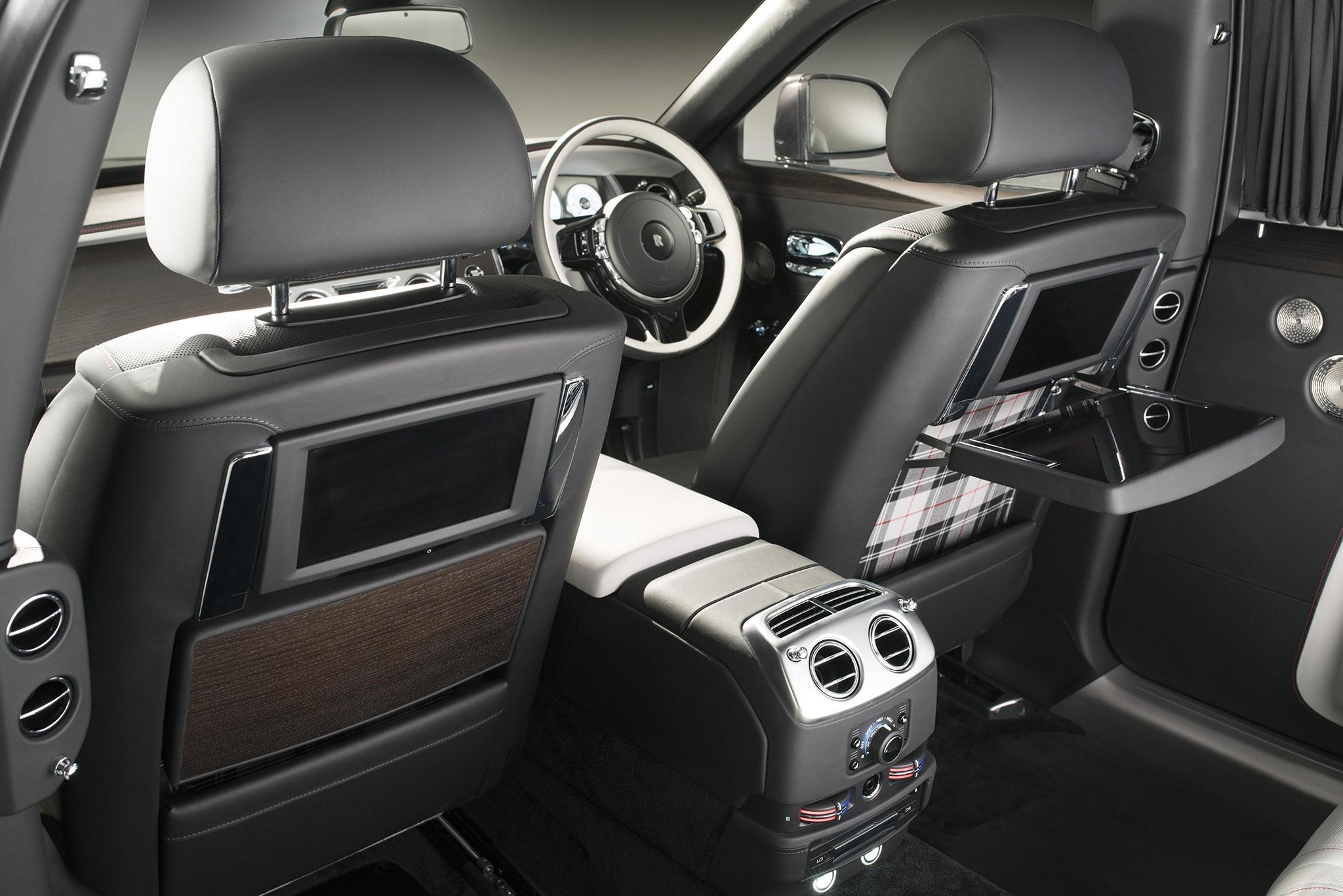 Rolls-Royce Ghost Extended Wheelbase Elegance Set To Shine