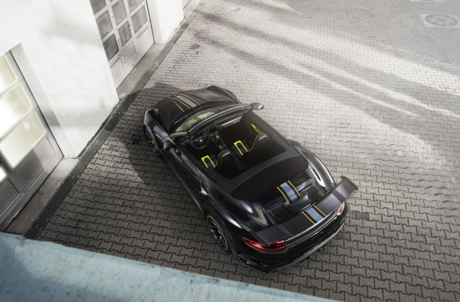 TECHART GTstreet R Cabriolet exterior 8