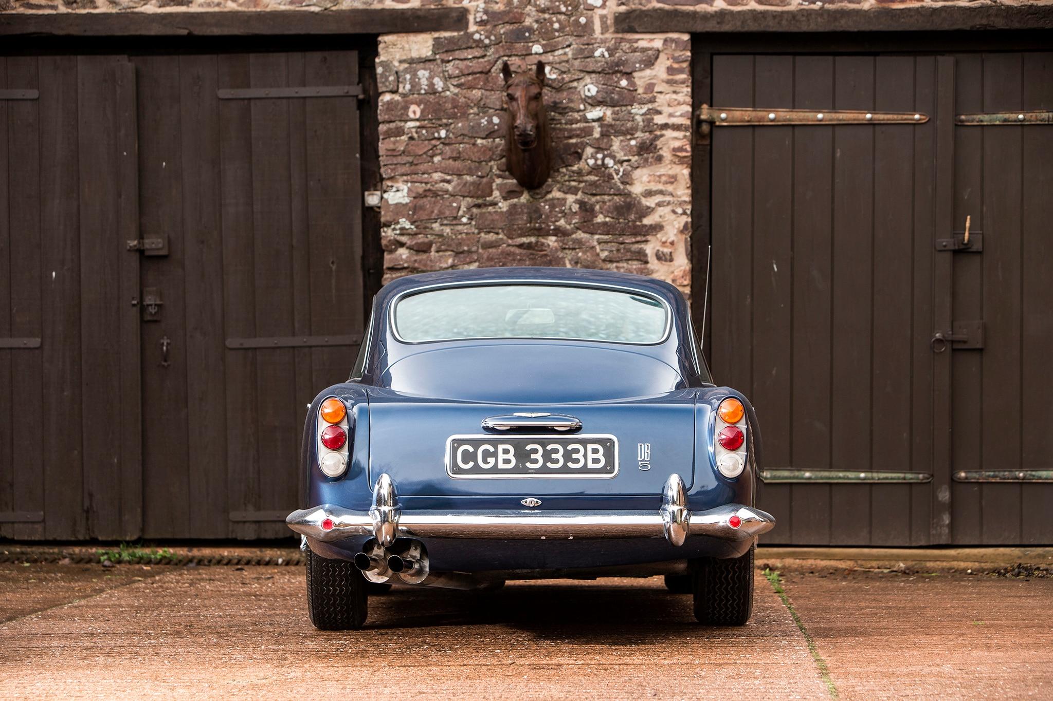 1964 Aston Martin DB5 Bonhams Rear