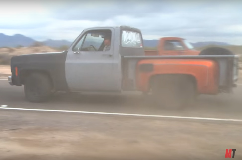 watch roadkill detail the 1974 chevrolet c10 step side muscle truck rh automobilemag com 1979 Chevrolet C10 1975 Chevrolet C10