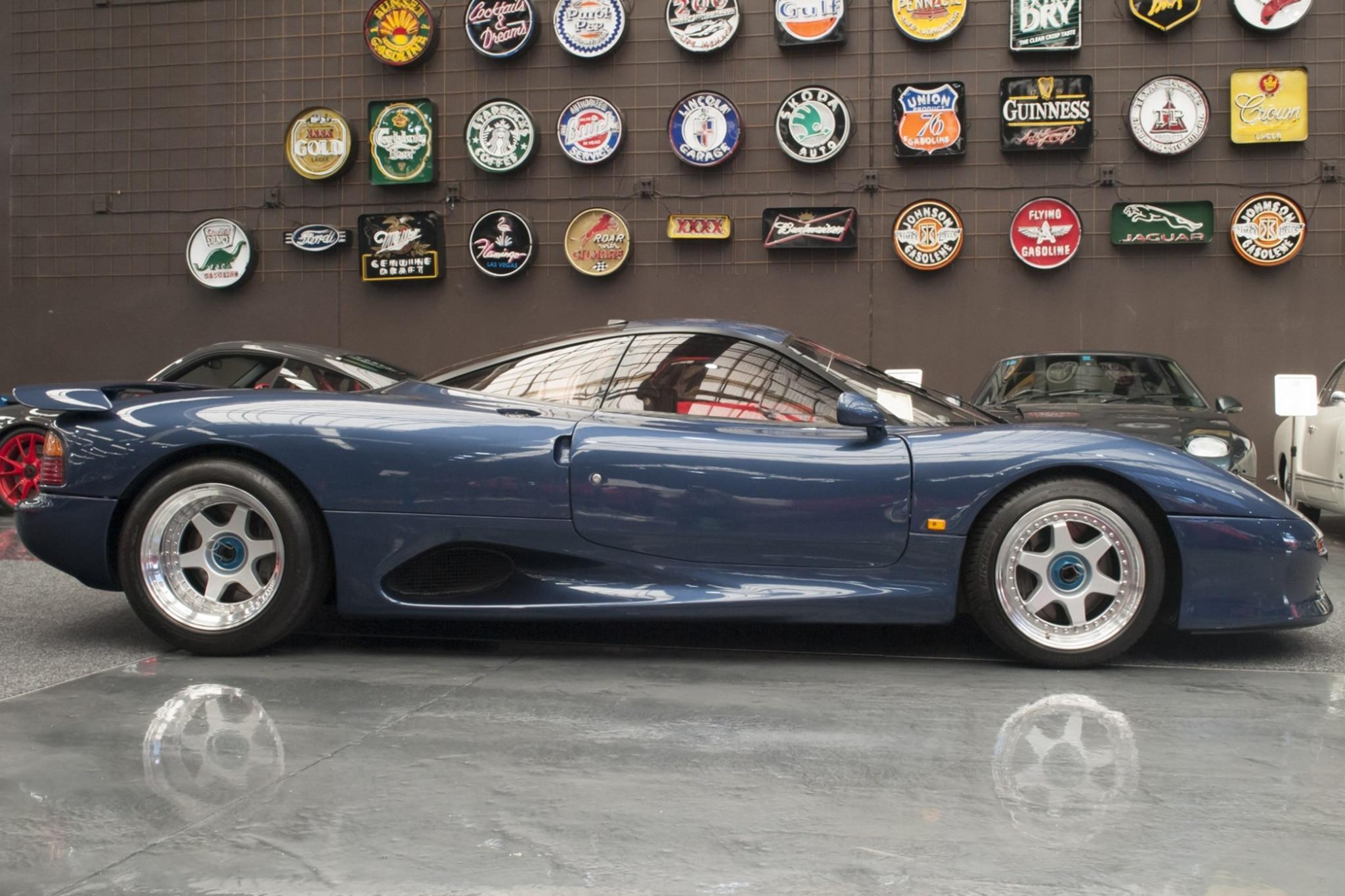 Just Listed: 1991 Jaguar XJR-15   Automobile Magazine