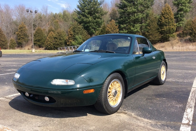 Just Listed: One Owner, Low-Mileage 1991 Mazda Miata SE with