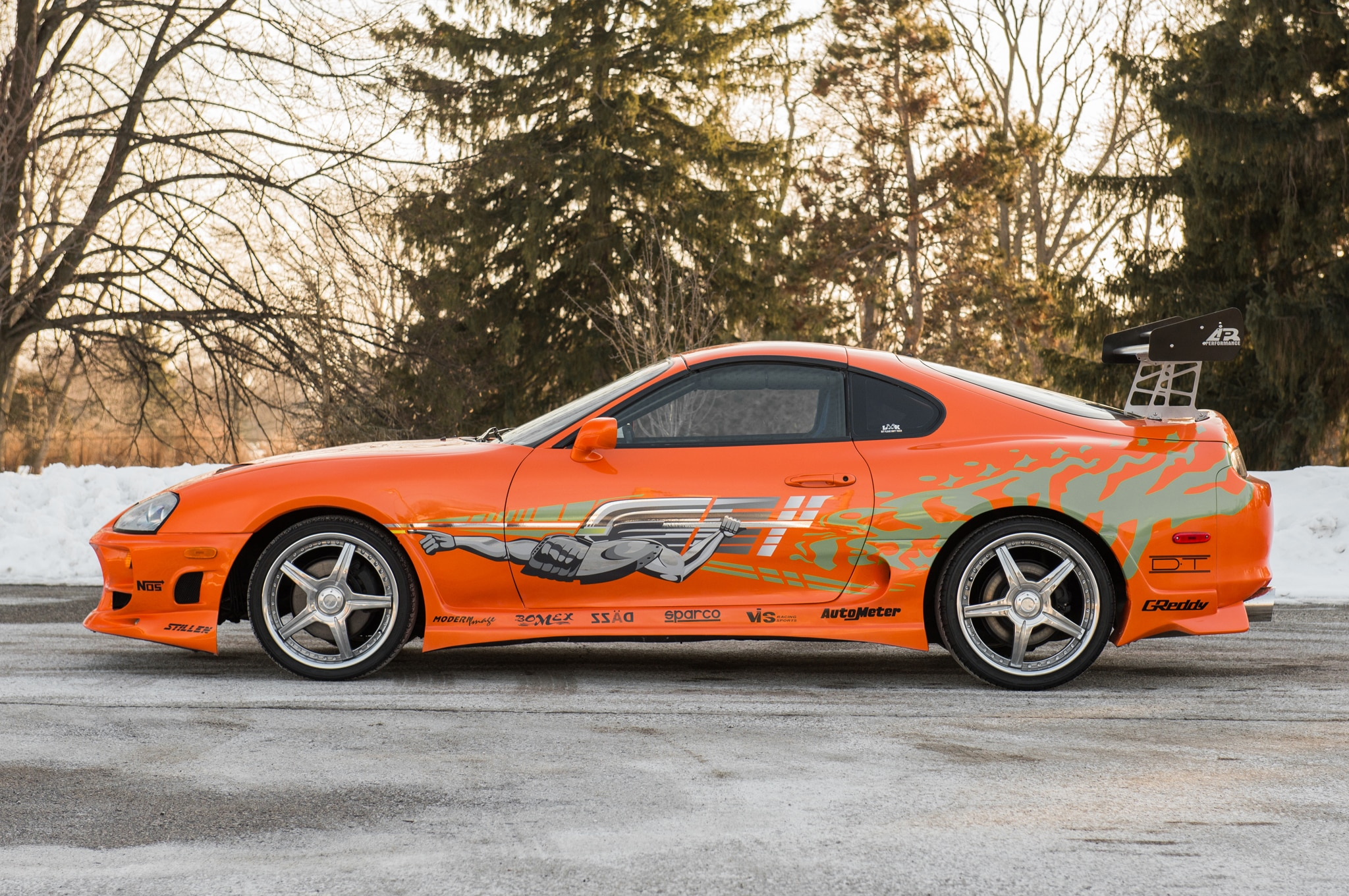 """Toyota Supra Reveal Date >> Renders Bring Cars from """"The Fast and the Furious"""" Up to Date 