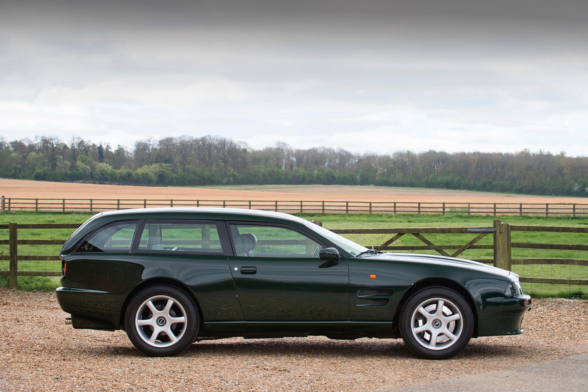 1996 Aston Martin V8 Sportsman Estate Bohams Side