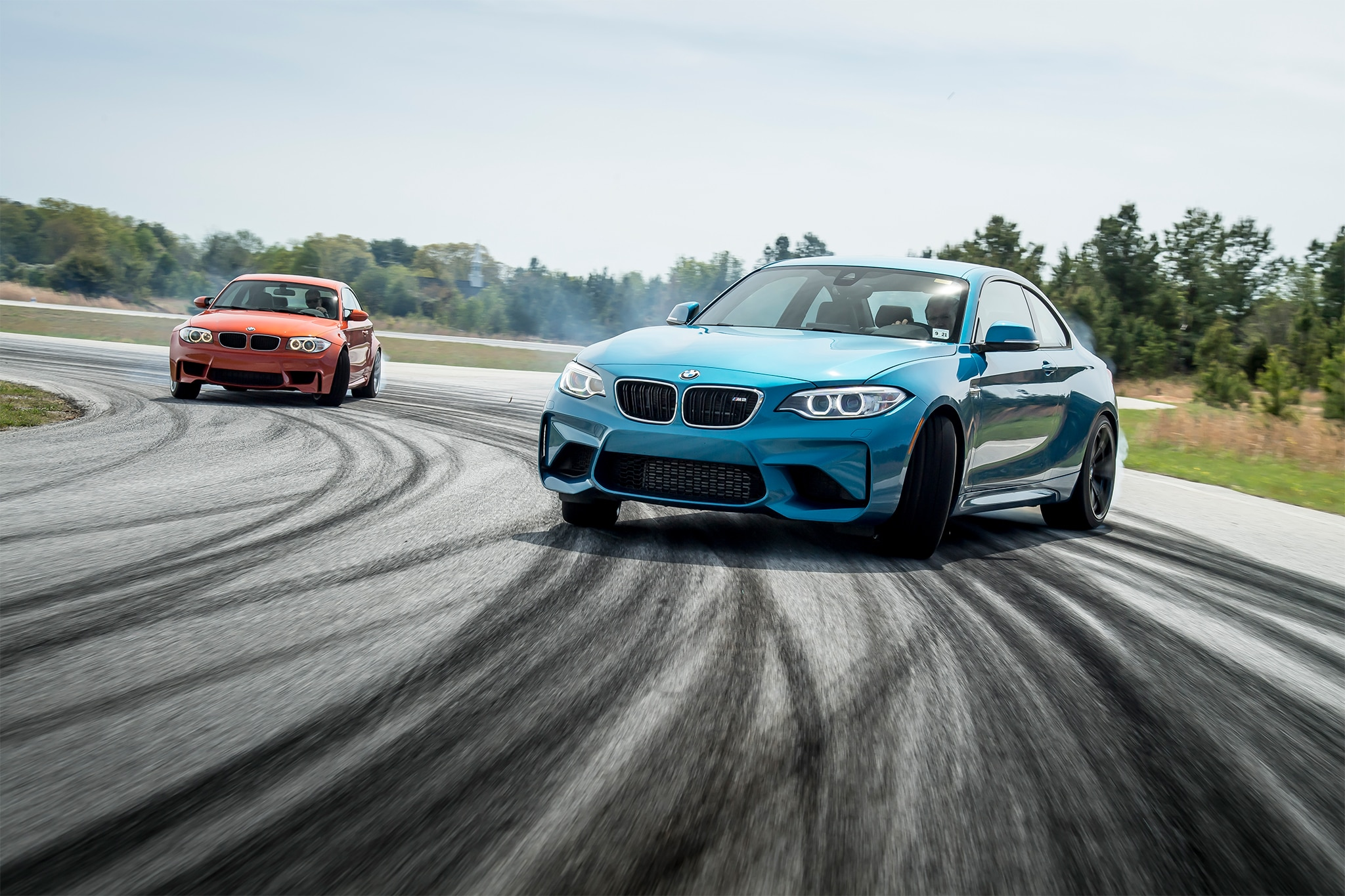 2 vs 1 Our Four Seasons BMW M2 Travels to the Carolinas to Meet