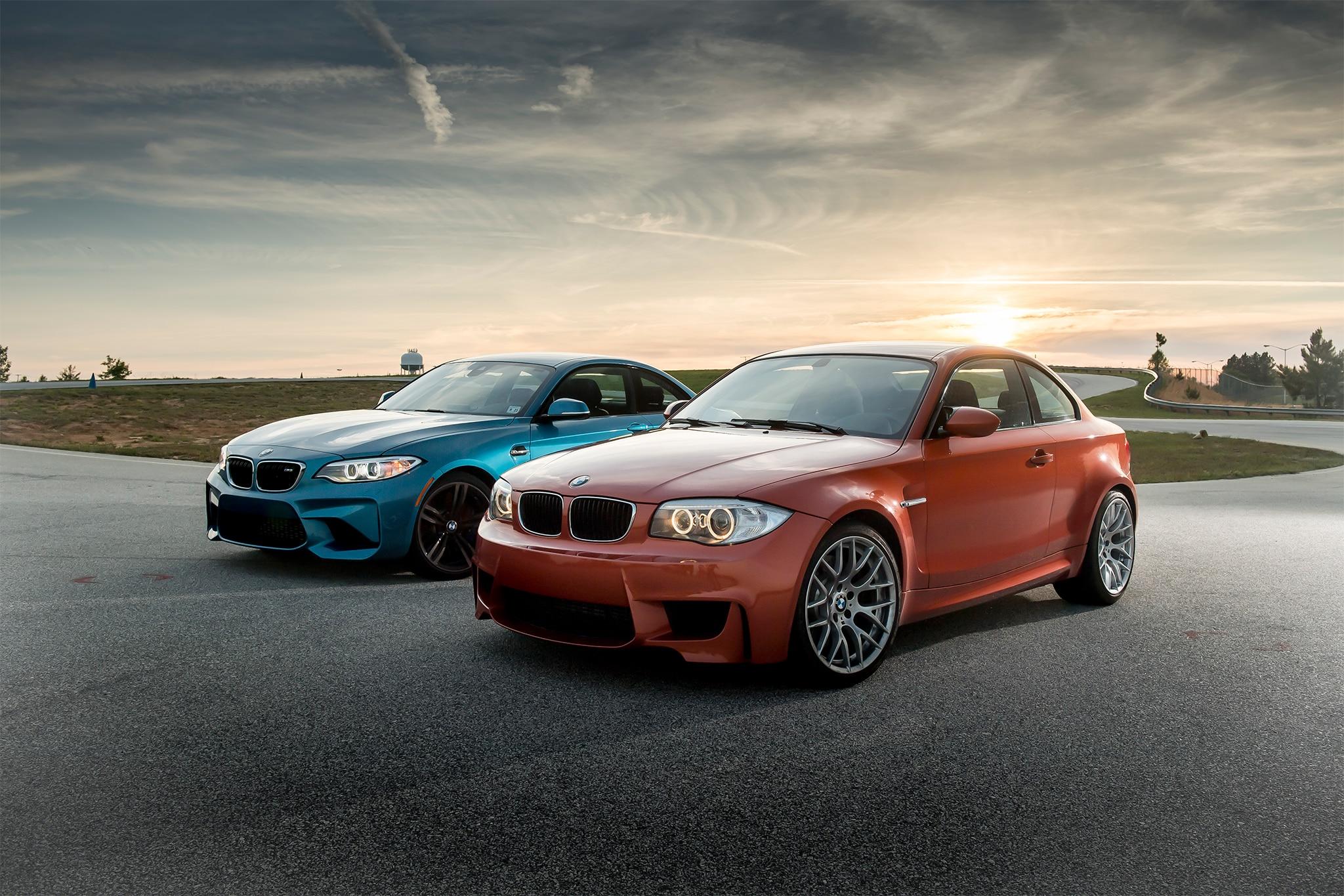 Bmw M2 Series >> 2 vs 1: Our Four Seasons BMW M2 Travels to the Carolinas to Meet its Predecessor   Automobile ...