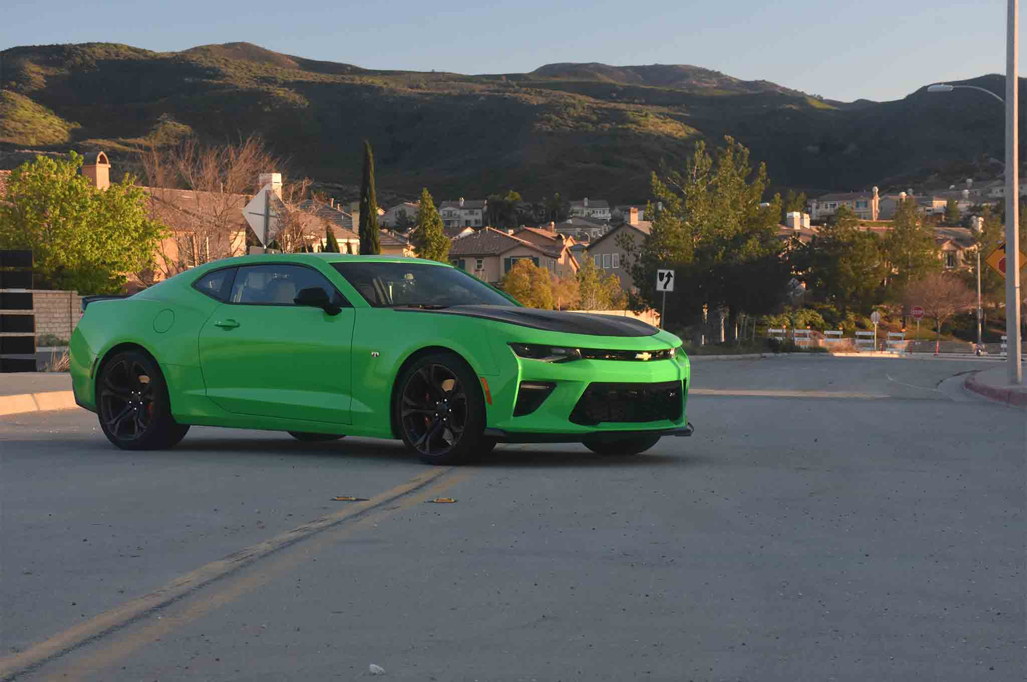 2017 chevy camaro ss owners manual