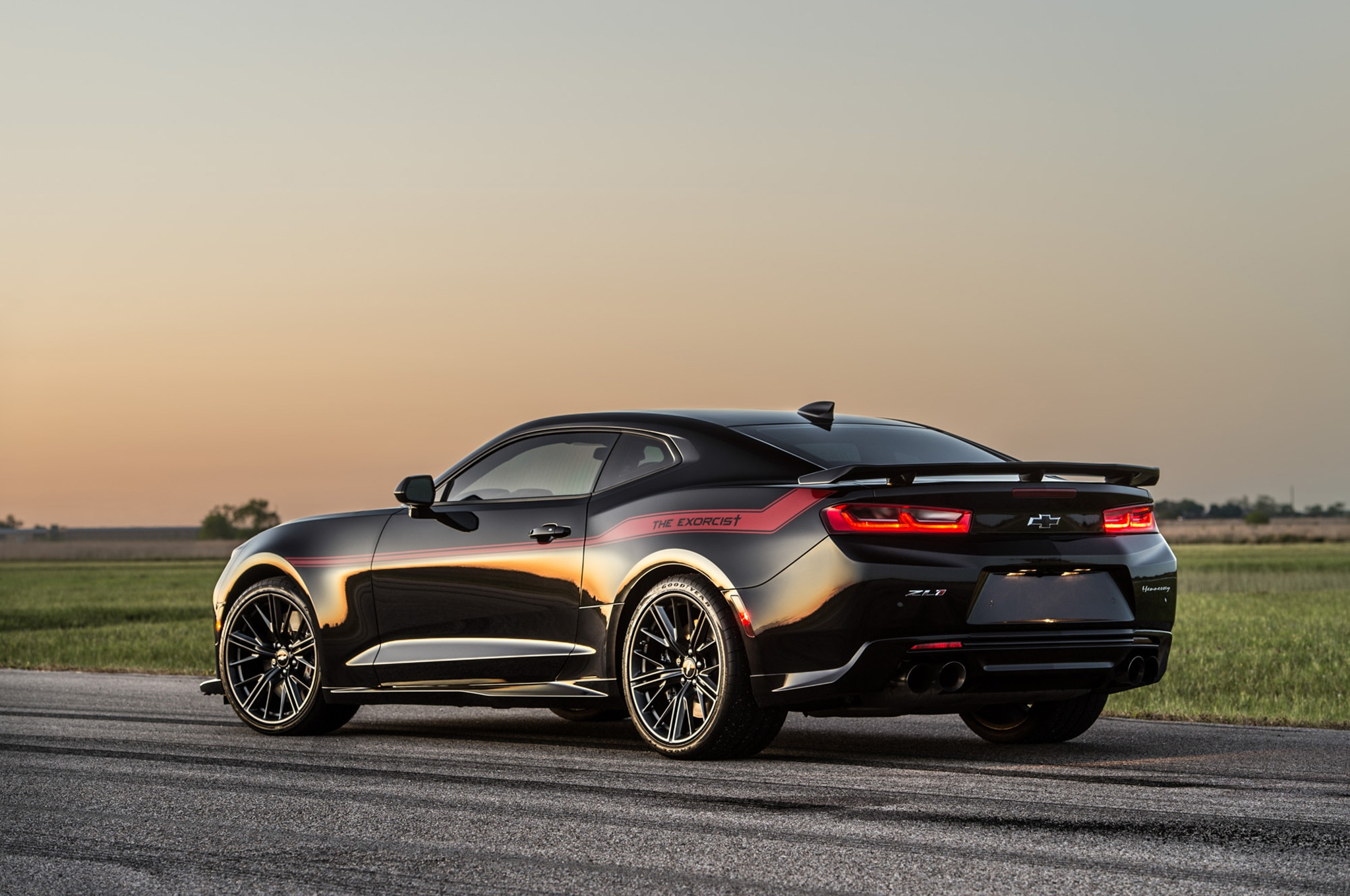 2017-Hennessey-Camaro-ZL1-Exorcist-Rear-Three-Quarters-2-1
