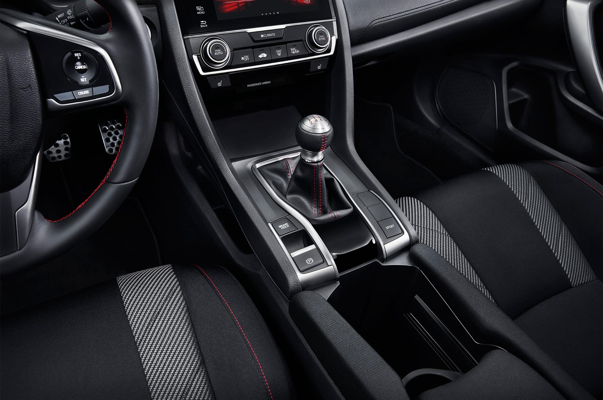 2017 honda civic si coupe quick take review automobile magazine rh automobilemag com Honda Civic Si Type R Honda Civic Si Sedan