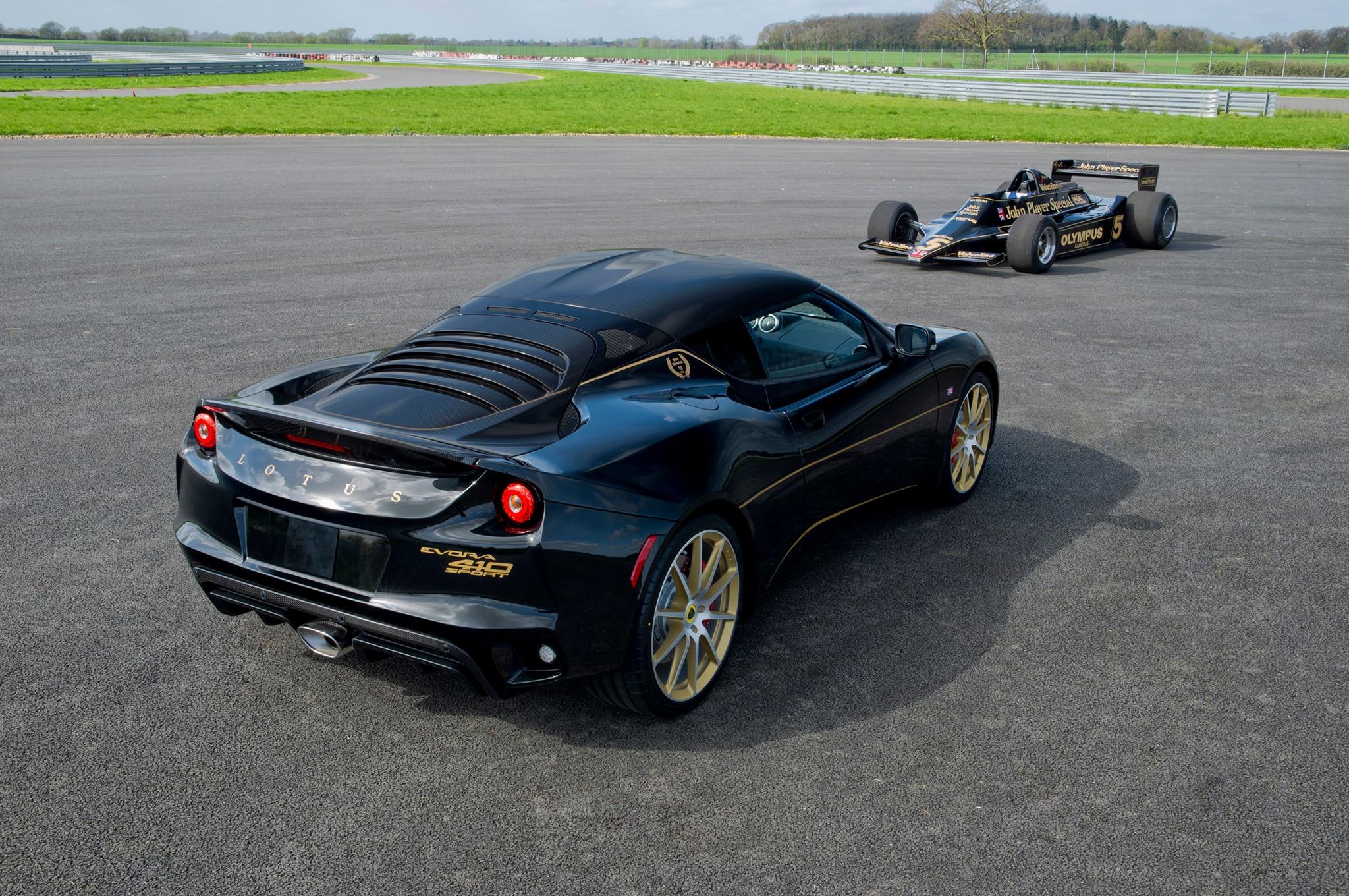 Lotus Evora Sport 410 First Drive Review Automobile Magazine