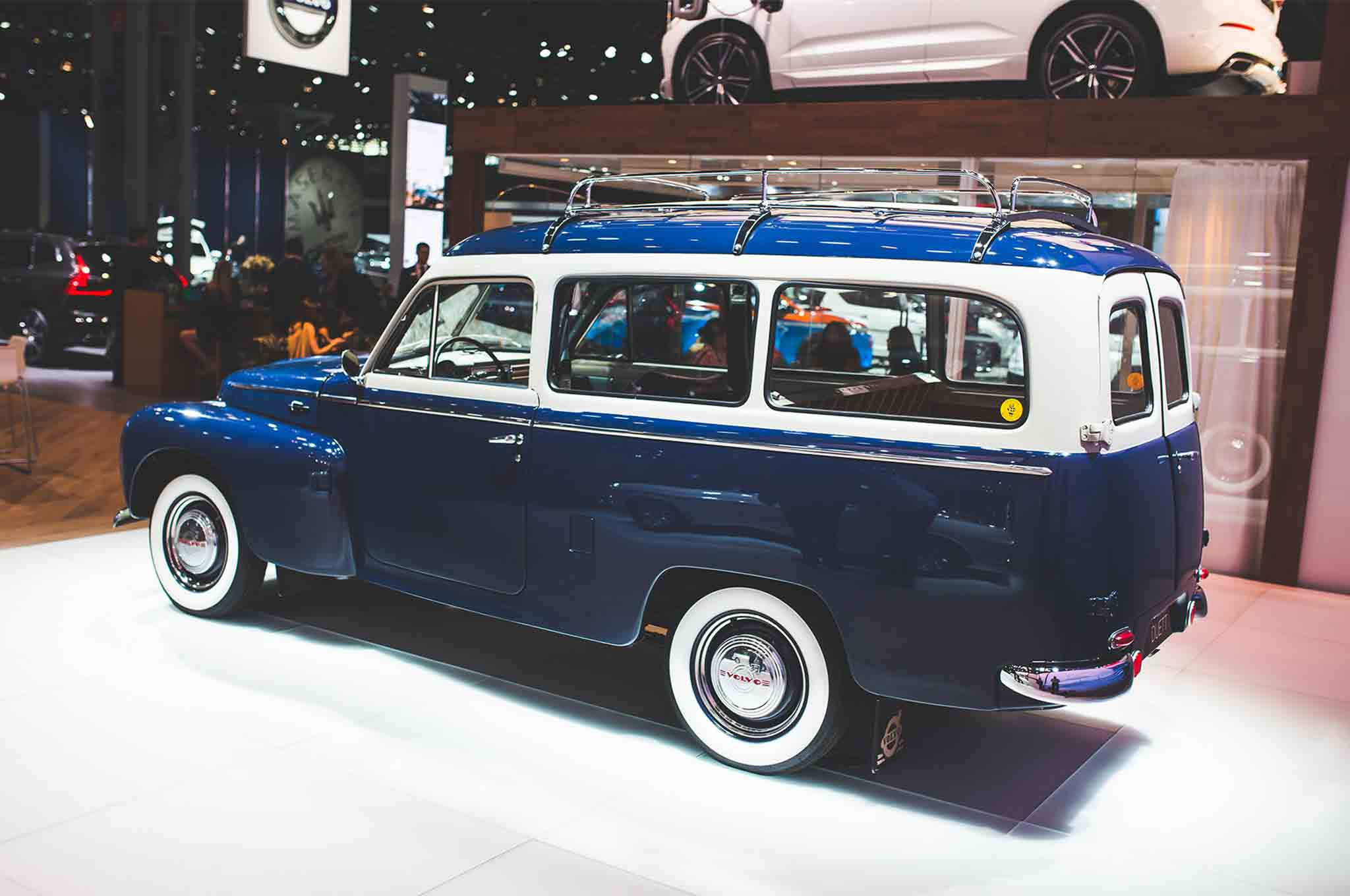 Five Classics On The Main Floor Of The New York Auto Show - Classic car show york
