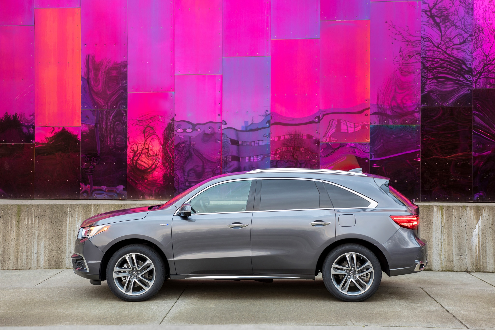 2017 Acura Mdx Sport Hybrid Sh Awd First Drive Review