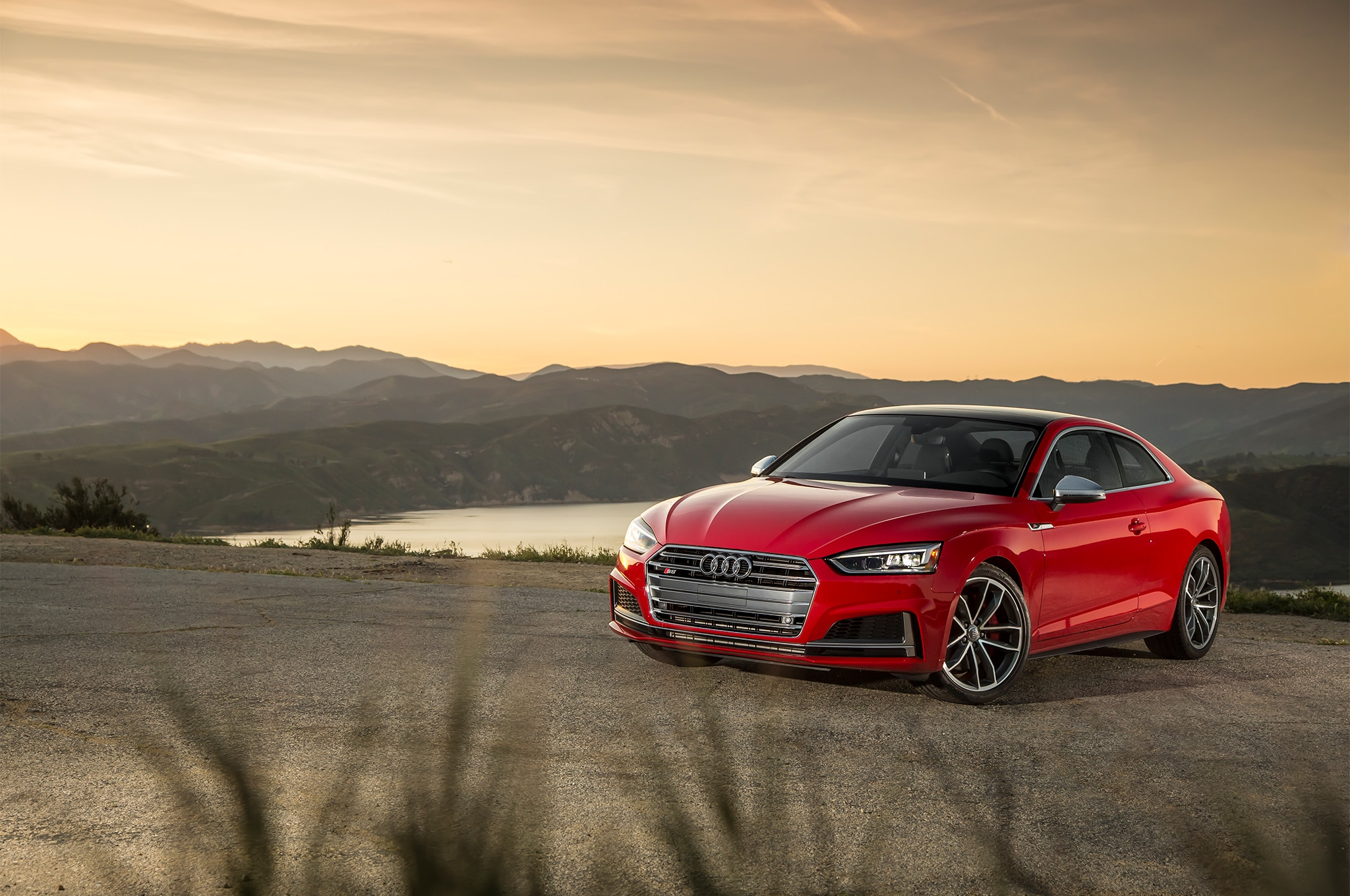 Audi 0 60 >> 2018 Audi S5 Coupe First Drive Review | Automobile Magazine