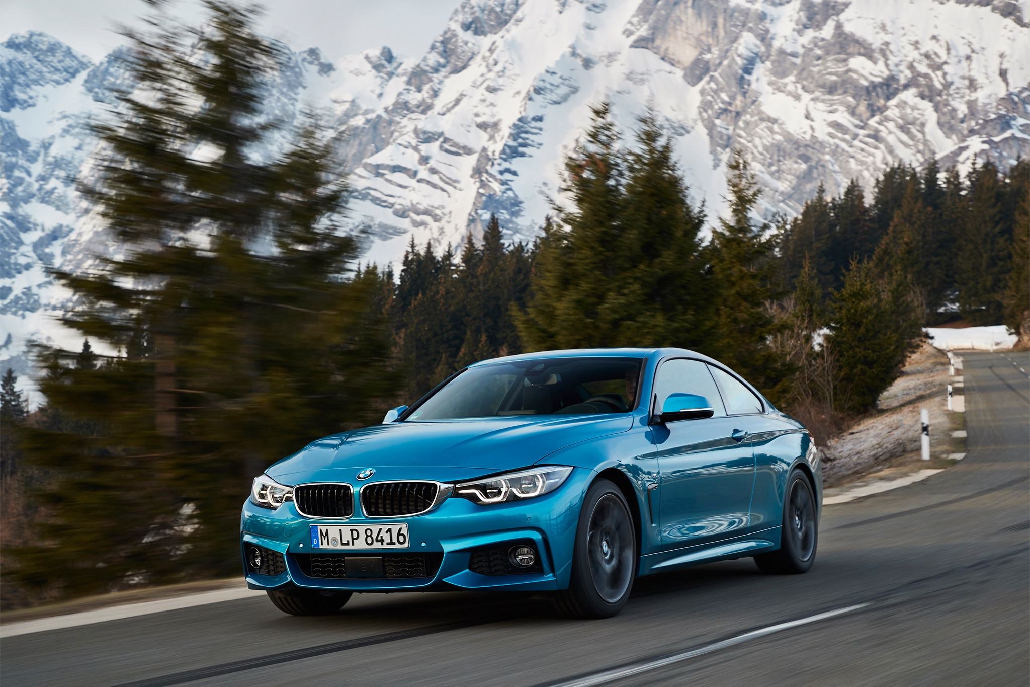 2018 Bmw 4 Series Review >> First Drive: 2018 BMW 440i Coupe | Automobile Magazine