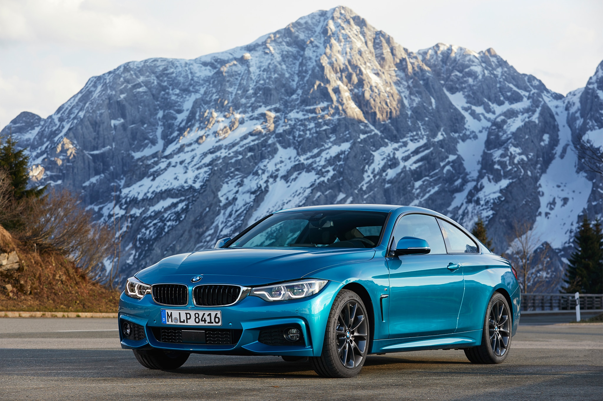 First Drive 2018 Bmw 440i Coupe Automobile Magazine