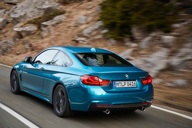 First Drive: 2018 BMW 440i Coupe   Automobile Magazine