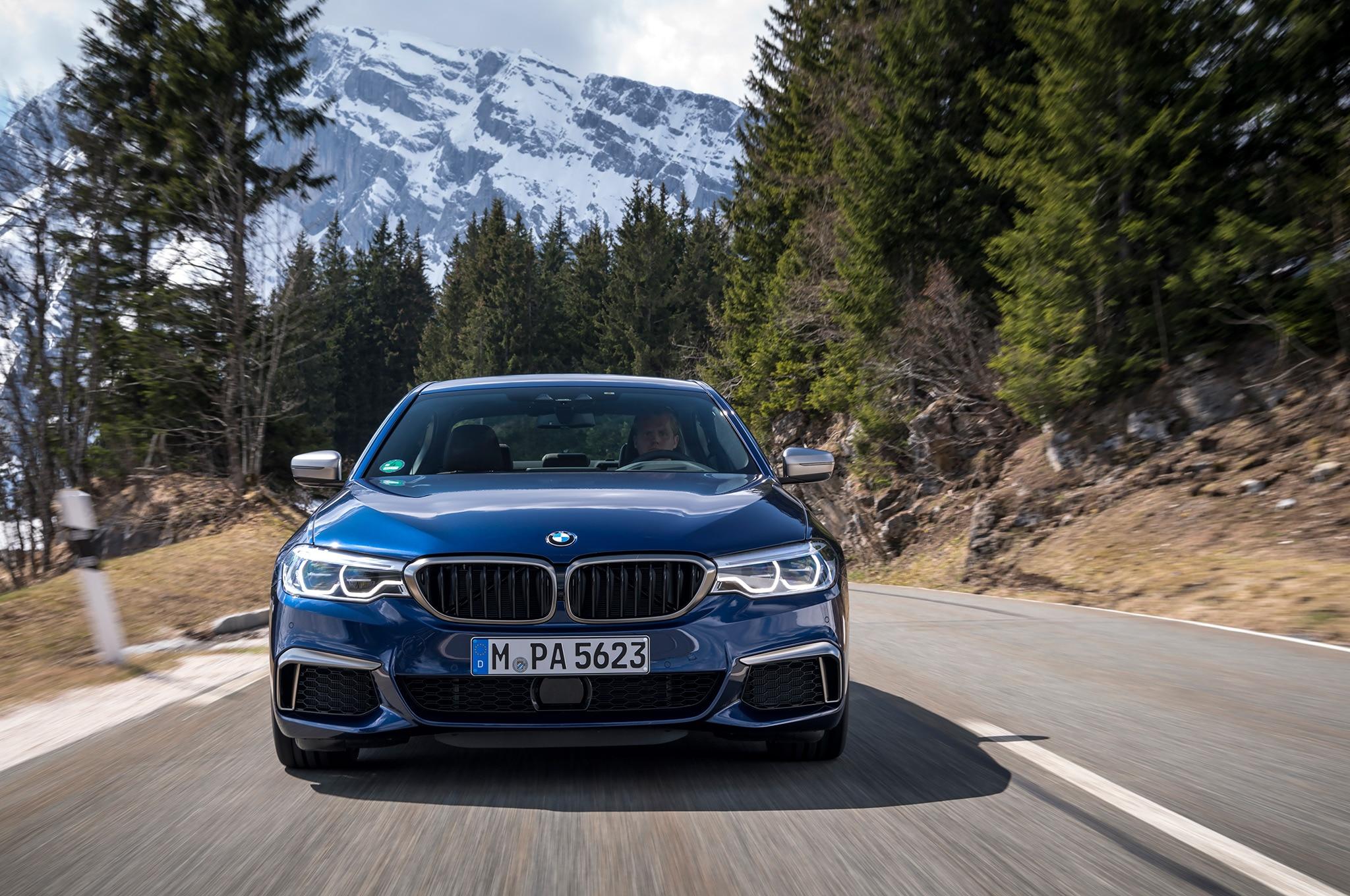 2018 BMW M550i xDrive One Week Review   Automobile Magazine
