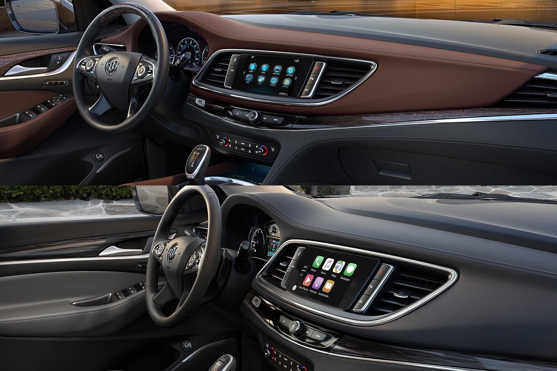 2018 Buick Enclave Ditches Portholes, Embraces Class ...