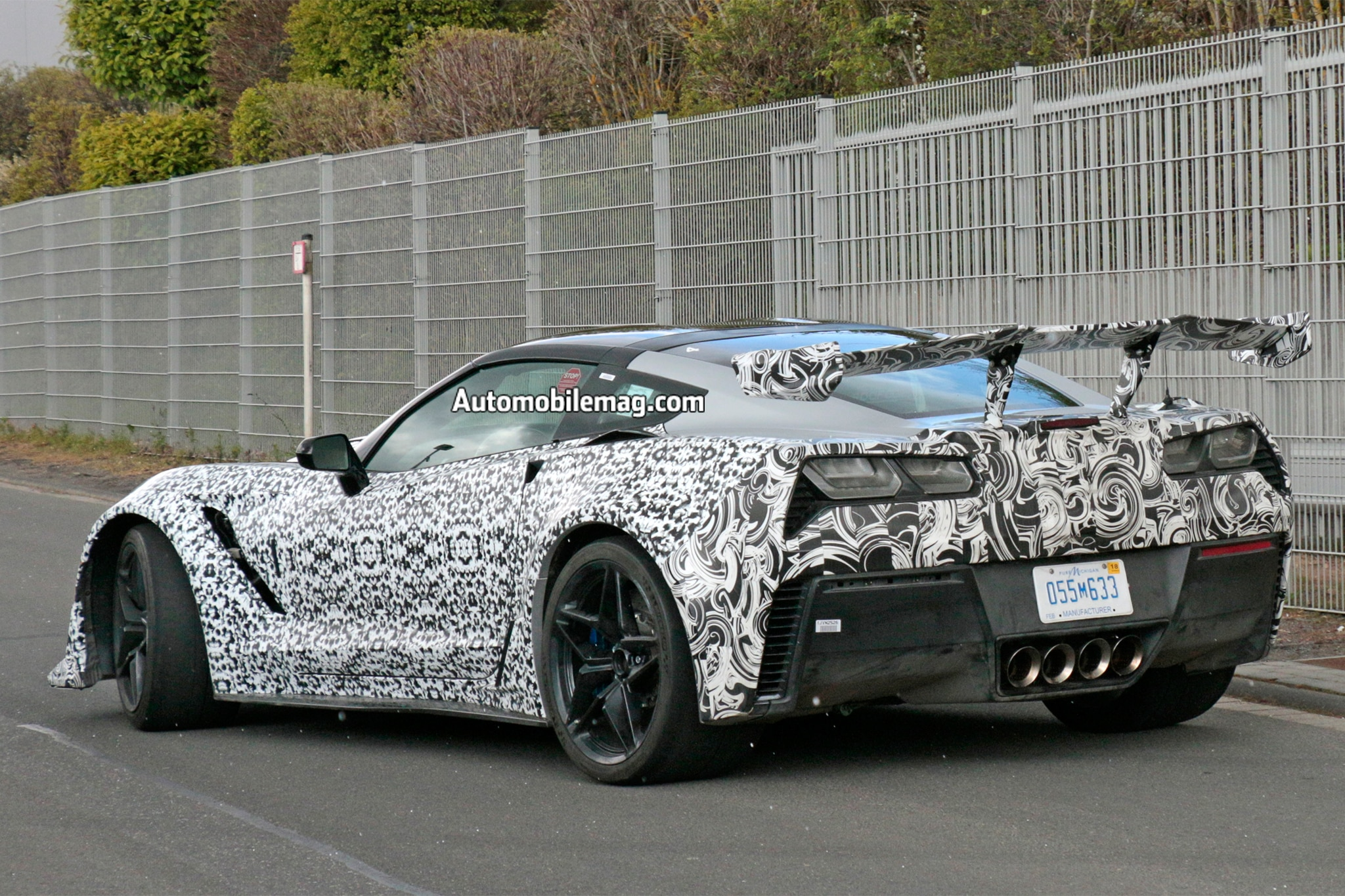 "2019 Corvette Zora >> 2019 Chevrolet Corvette C8 ""Zora"" and C7 ZR1: What to Expect 