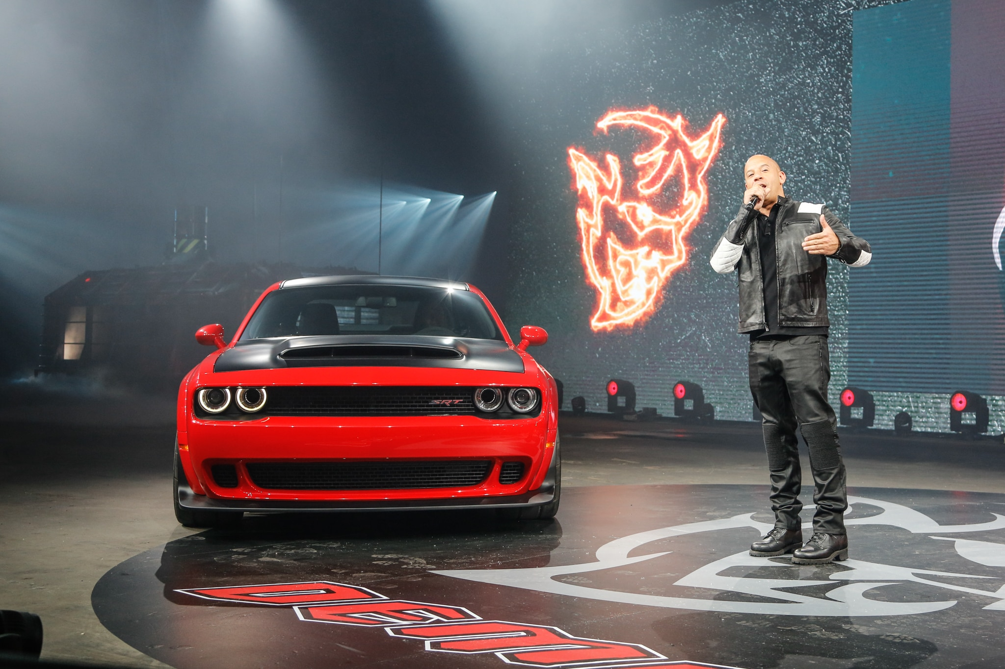 2018 Dodge Challenger Srt Demon Arrives With 840 Horsepower For The