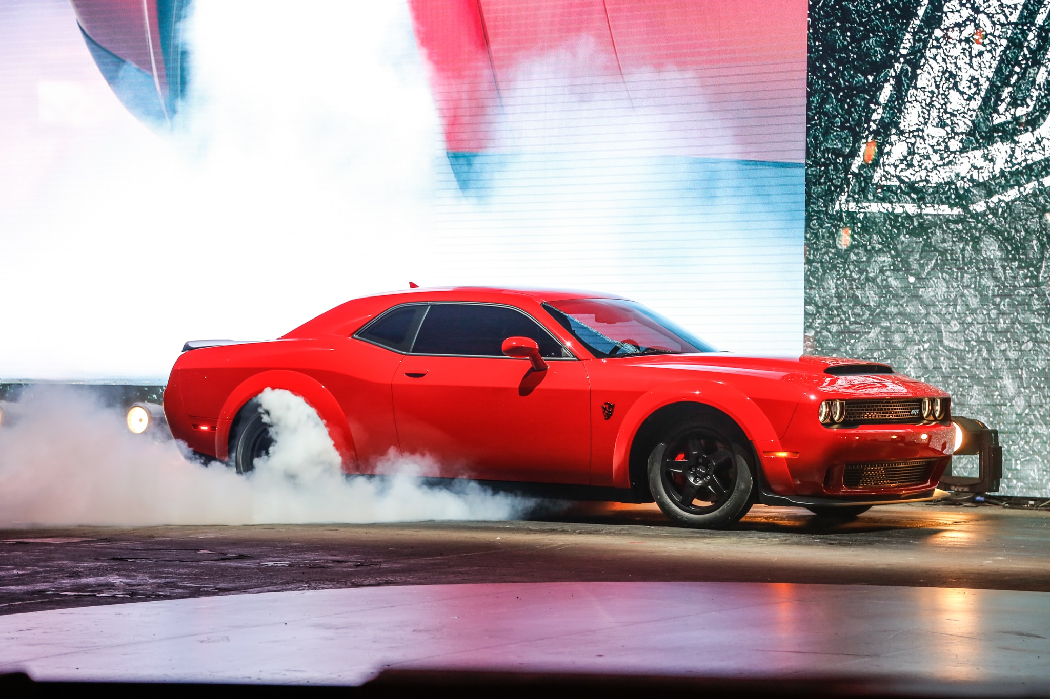 2018 Dodge Challenger SRT Demon First Launch Review ...