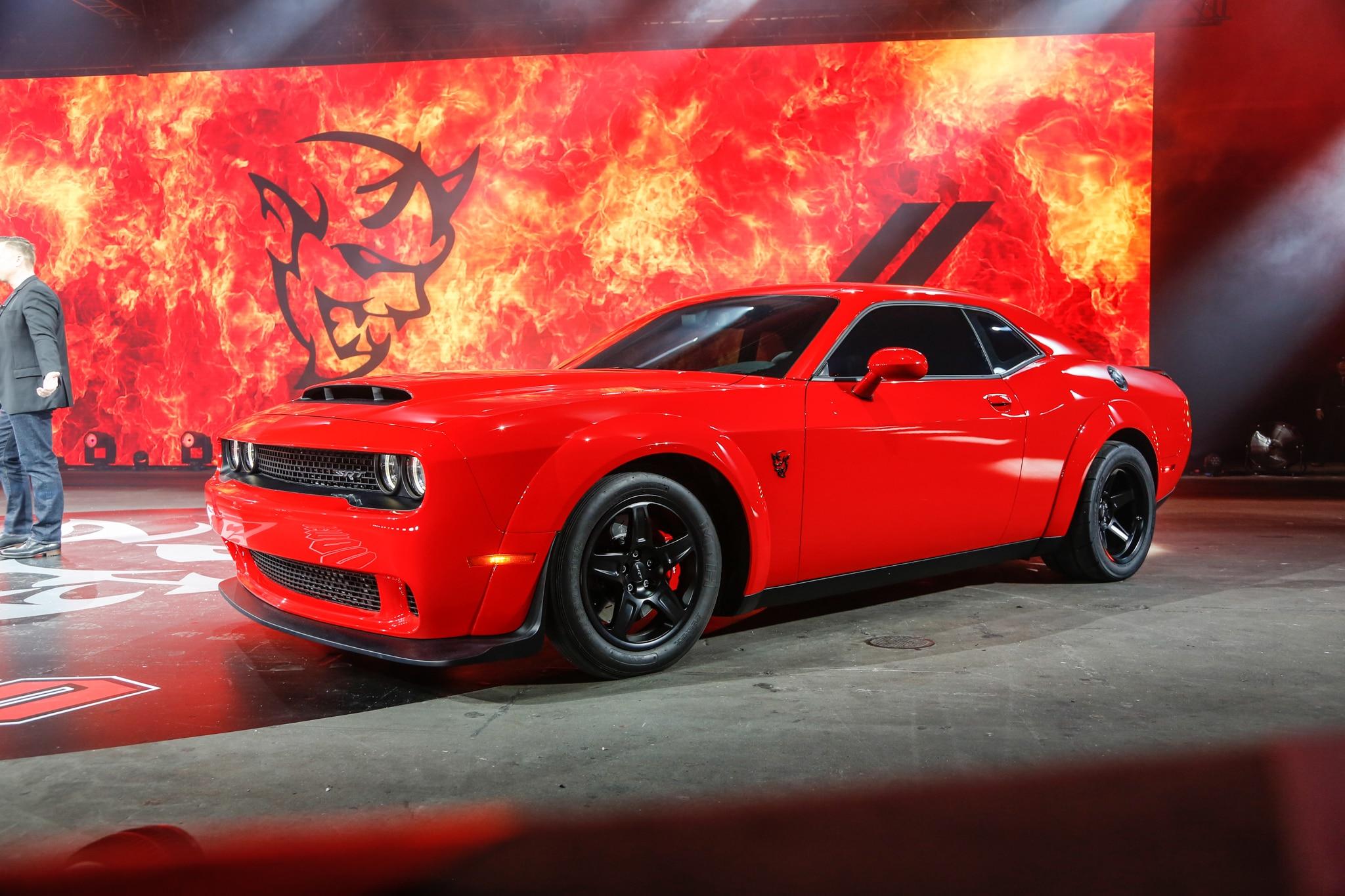 Dodge Challenger Srt Demon 2018 >> 2017 New York Auto Show Hits, Misses, and Revelations | Automobile Magazine