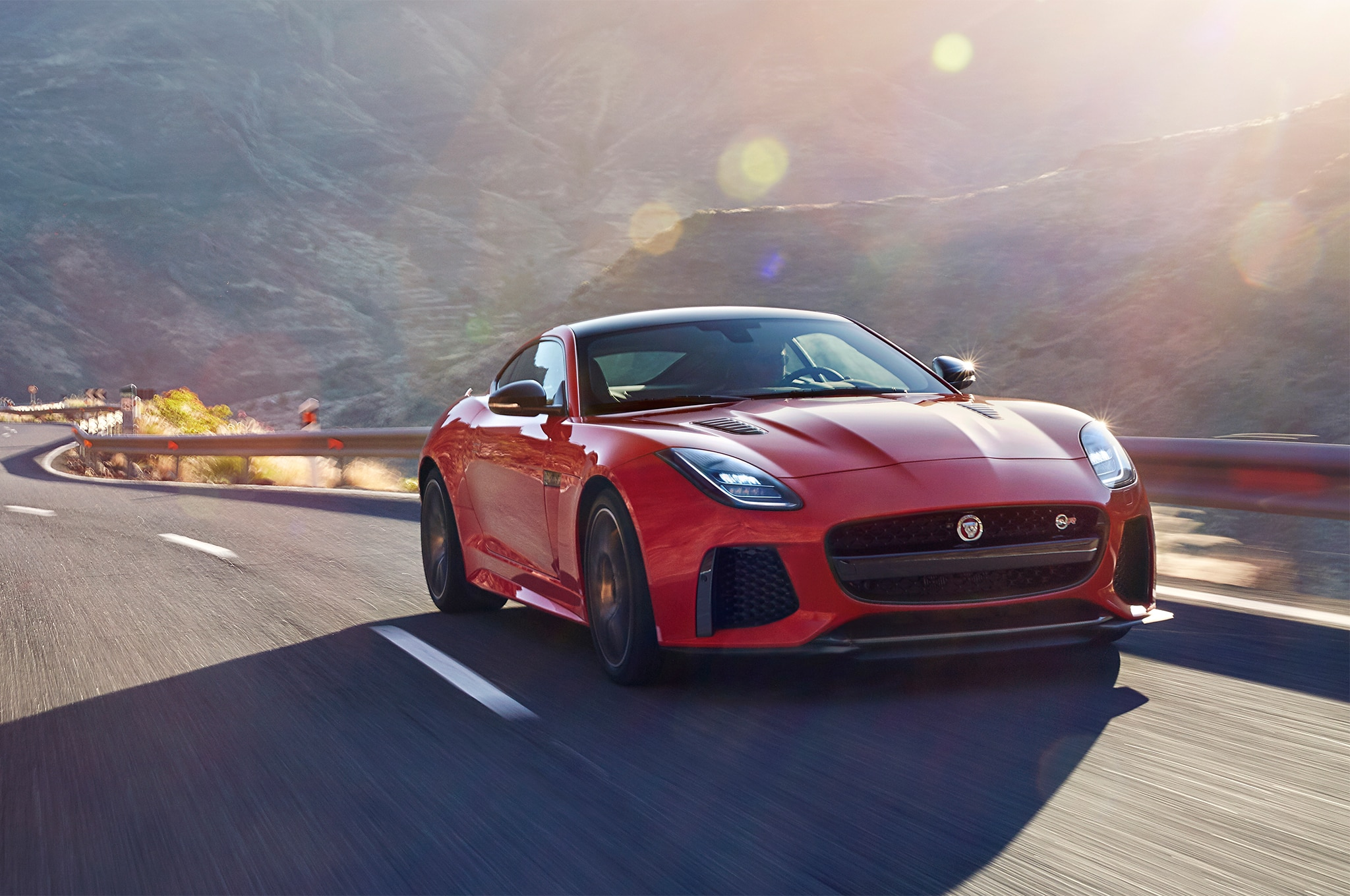 Now You Can Rent A Jag F Type Svr At Enterprise Automobile Magazine