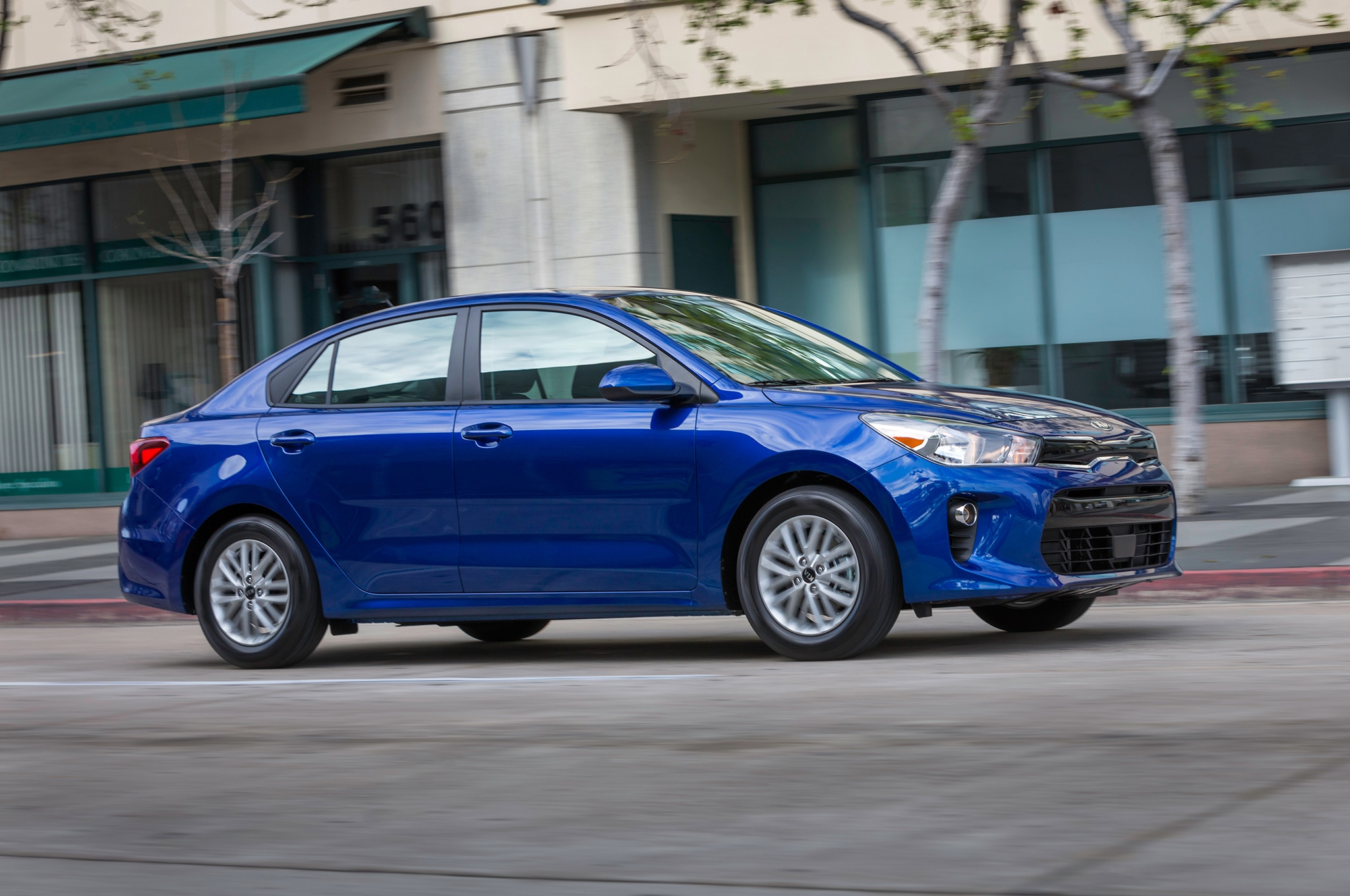 2018 Kia Rio Sedan And Hatchback Reloaded For New York Show