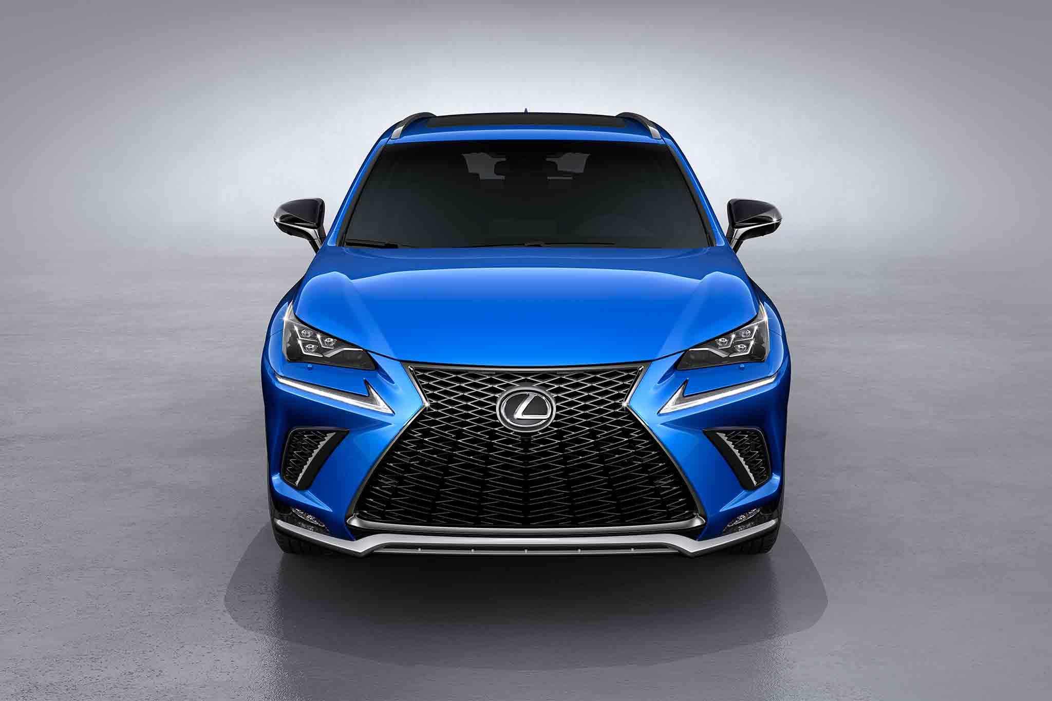 2018 Lexus NX Shows off New Design in Shanghai ...