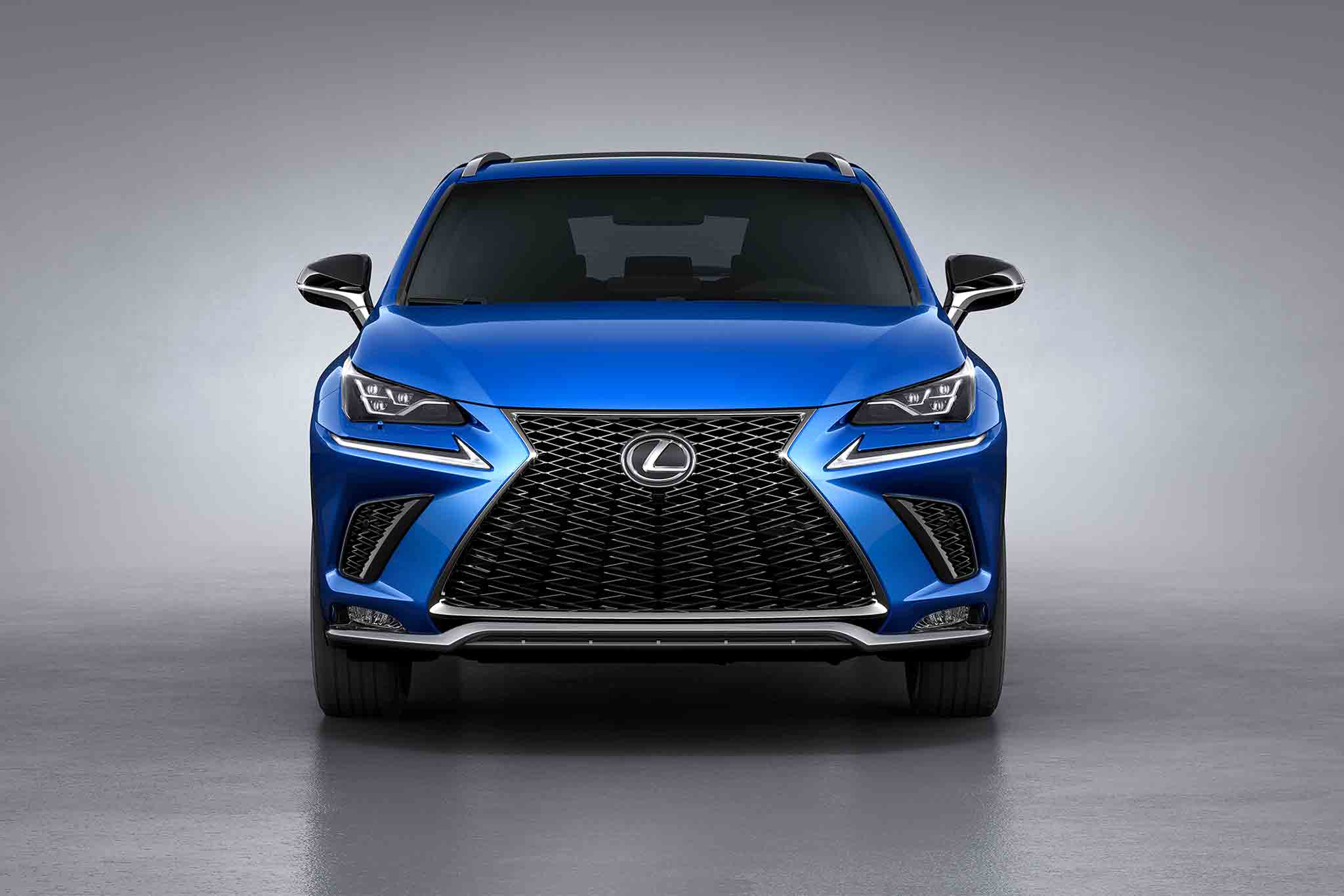 Lexus Nx 200T F Sport >> 2018 Lexus NX Shows off New Design in Shanghai ...