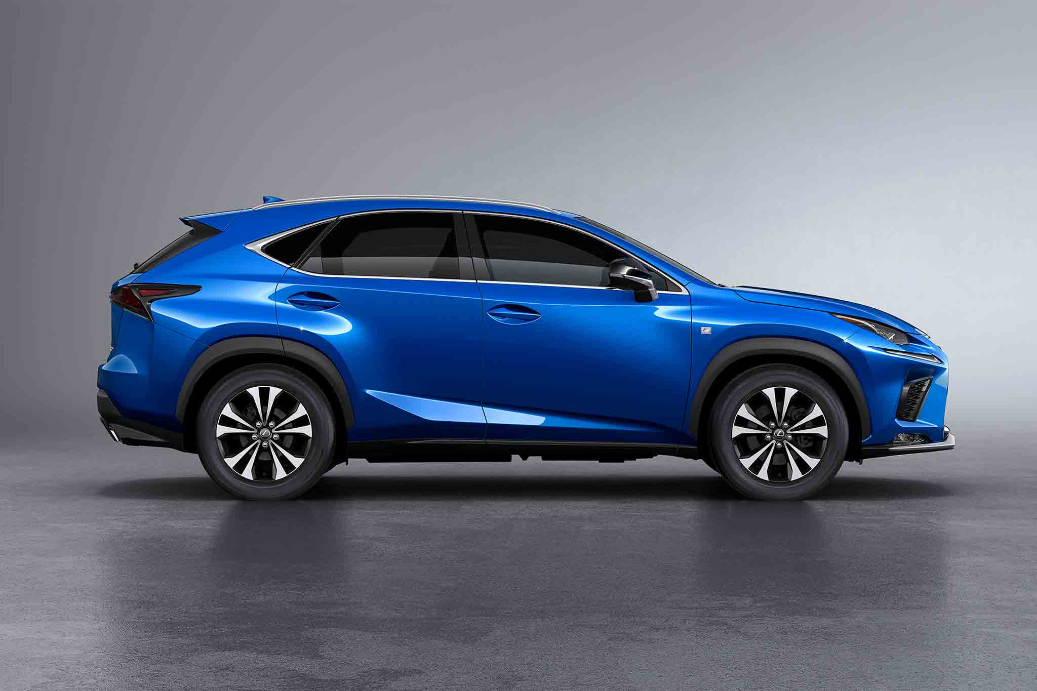 Lexus Nx 200t For Sale >> 2018 Lexus NX Shows off New Design in Shanghai ...