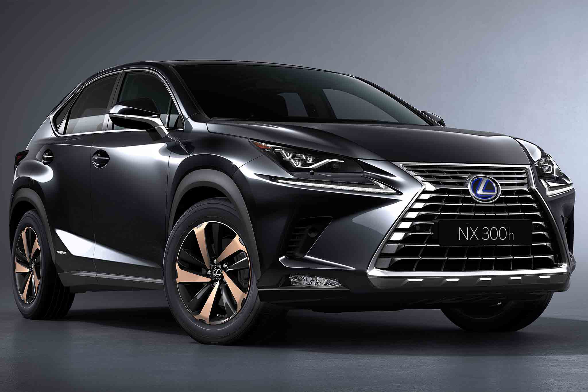 2018 Lexus Nx Shows Off New Design In Shanghai