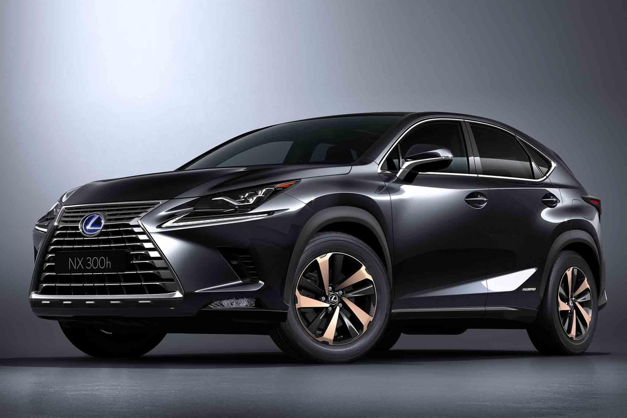 2018 Lexus Nx Shows Off New Design In Shanghai Automobile Magazine