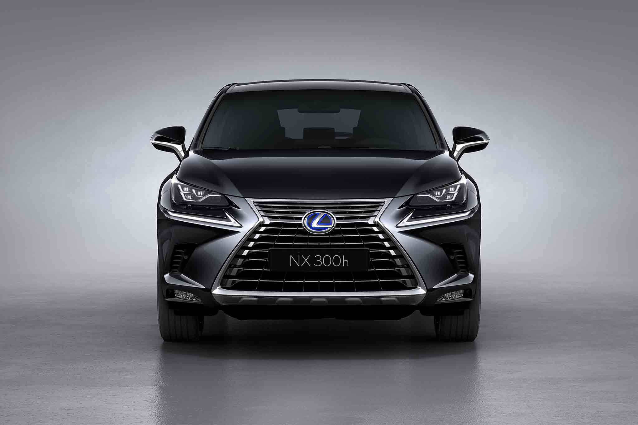 2018 Lexus NX Shows off New Design in Shanghai ...