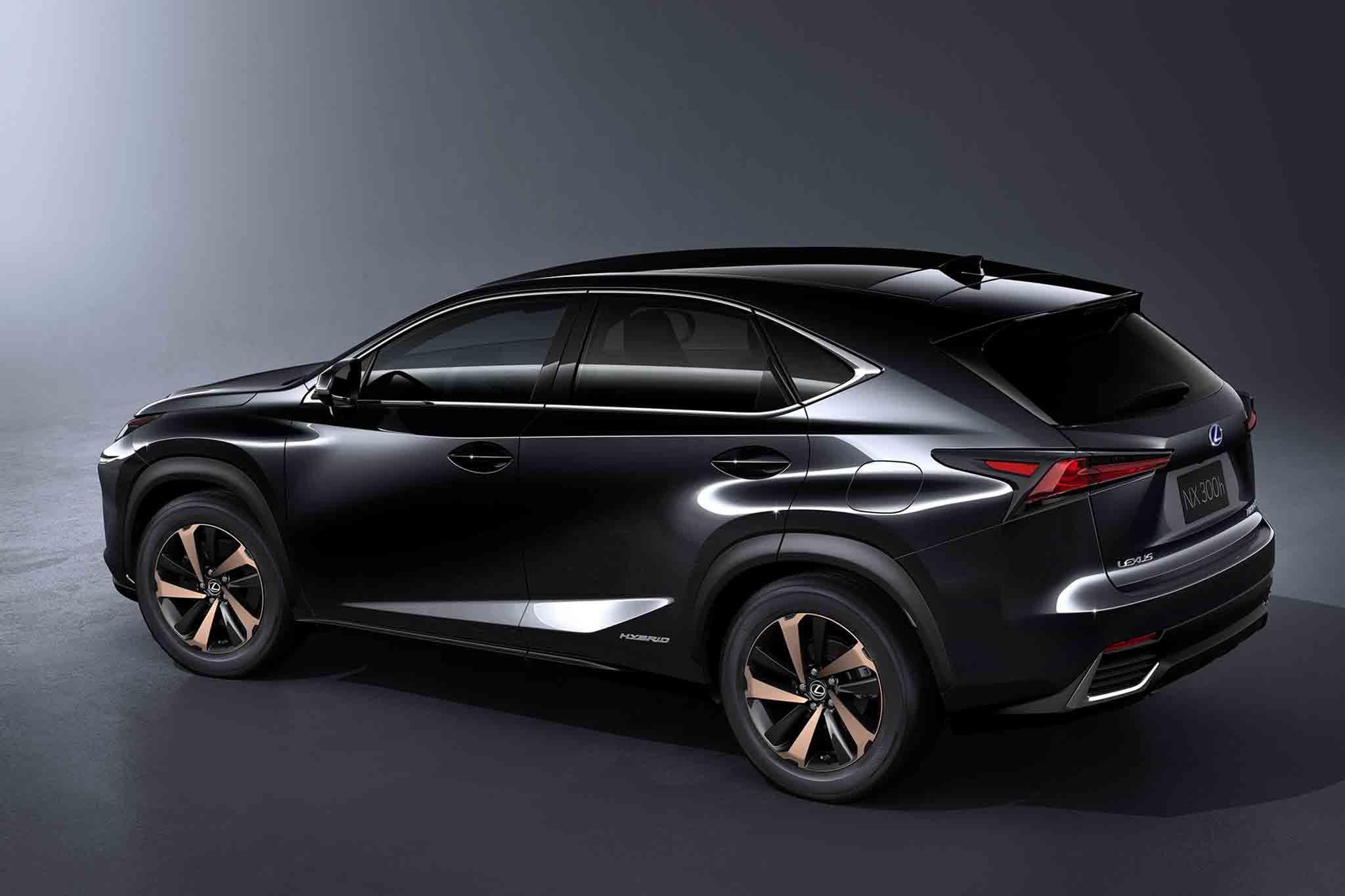 2018 Lexus Nx Shows Off New Design In Shanghai