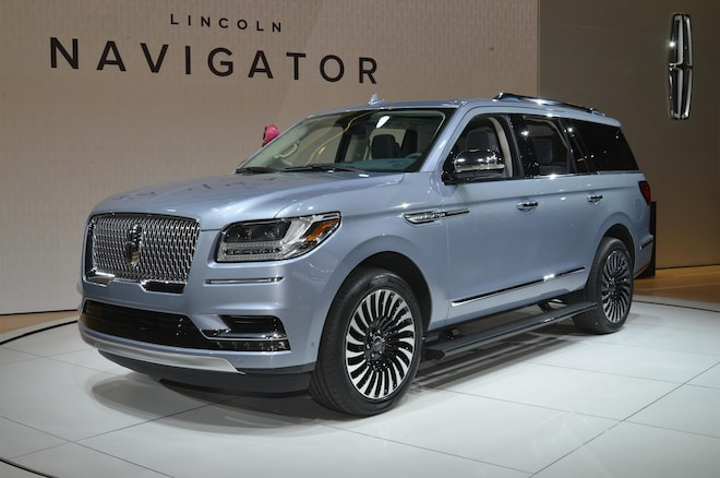 Lincoln Black Label >> 2018 Lincoln Navigator Black Label Is A Huge Three Row Leap In The