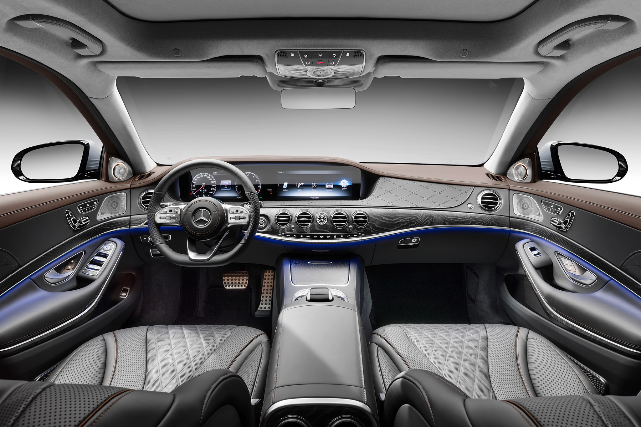 2018 Mercedes S Class Interior Best New Cars For 2018
