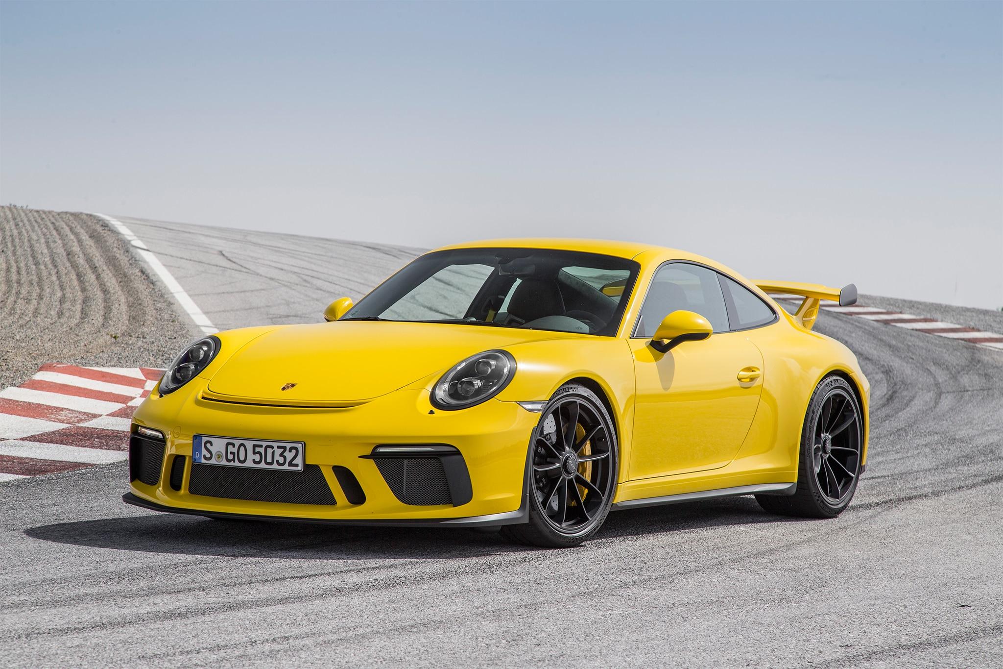 Honda S2000 Concept >> 2018 Porsche 911 GT3 First Drive Review | Automobile Magazine
