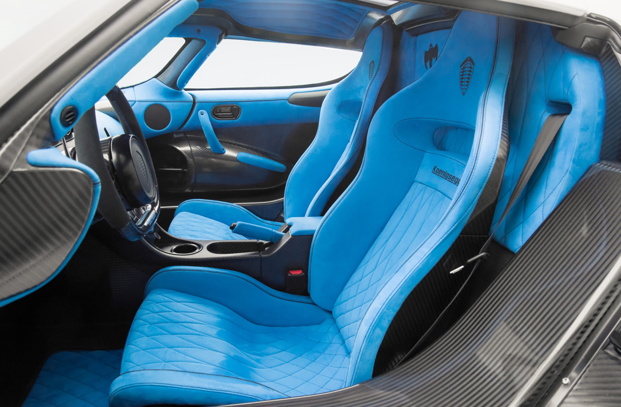 Koenigsegg One Interior >> Koenigsegg Agera RS1 Bows in New York | Automobile Magazine