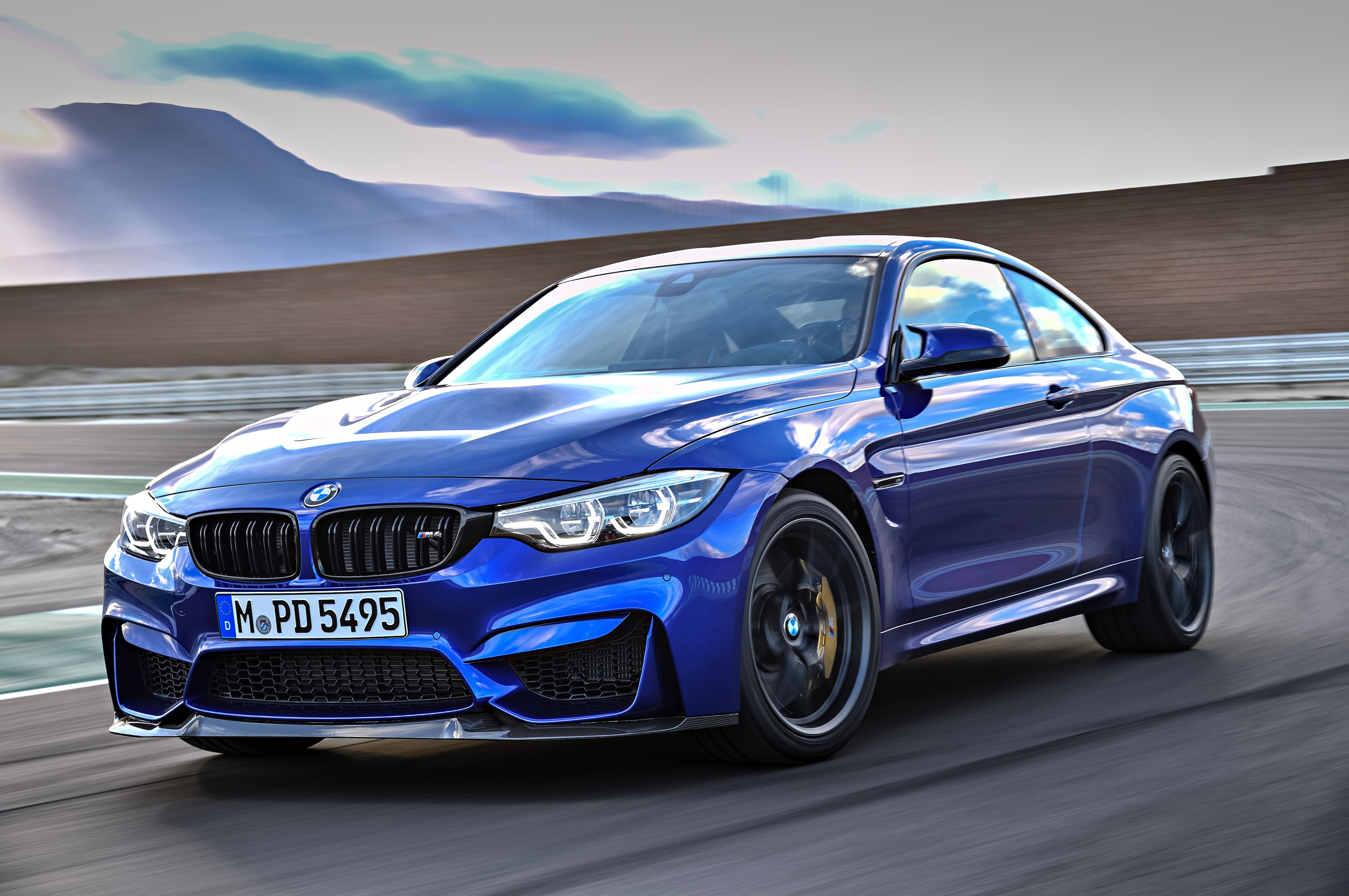 Bmw M4 Cs Blanche All About Car