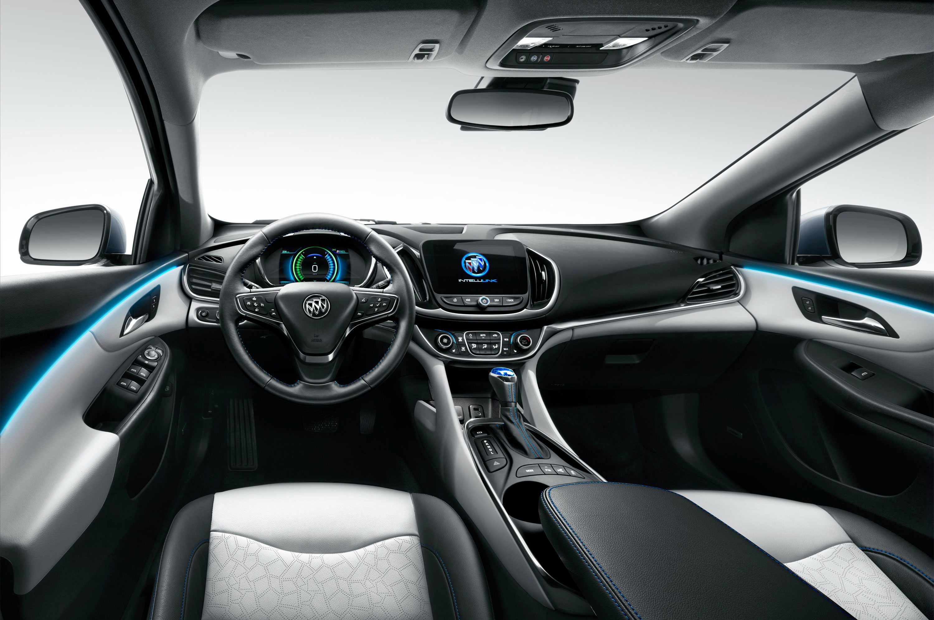Buick Velite 5 is a Rebadged Chevrolet Volt for China ...
