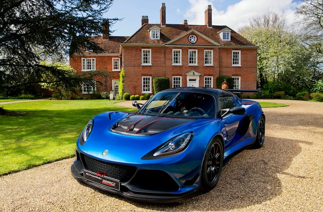 Lotus Exige Cup 380 Arrives With Race Ready Looks And Specs