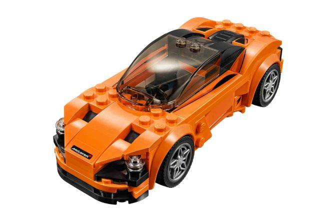 McLaren 720S LEGO version 04