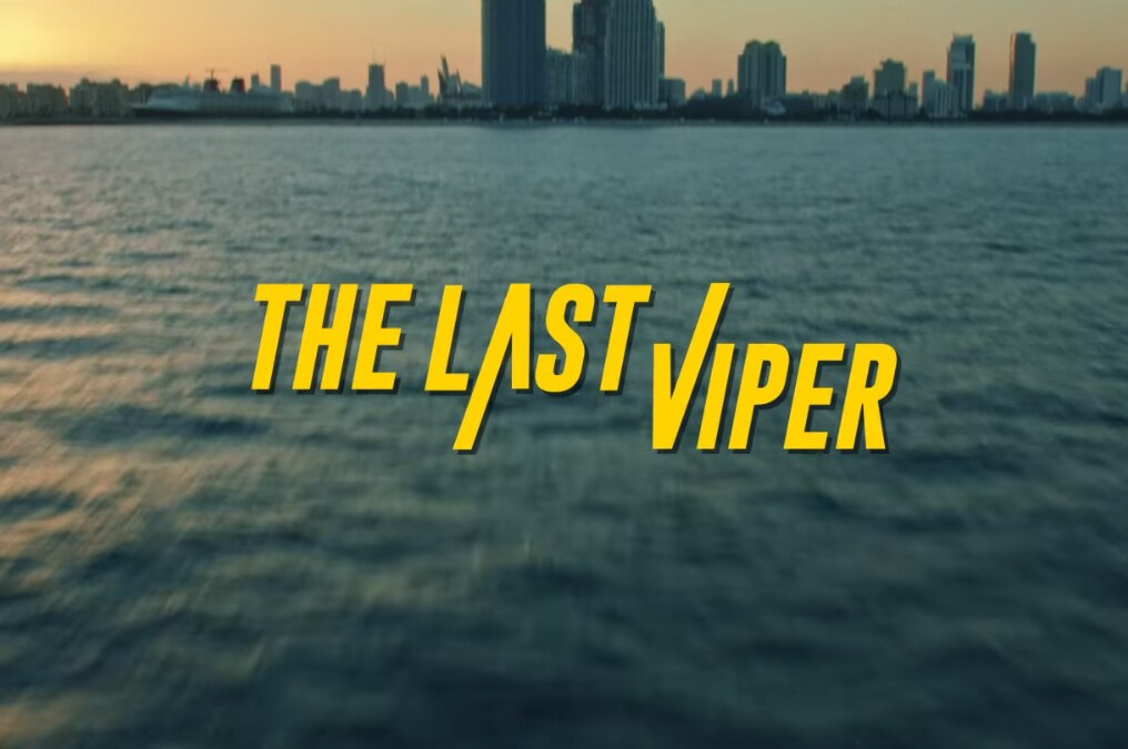 Pennzoil The Last Viper screenshot