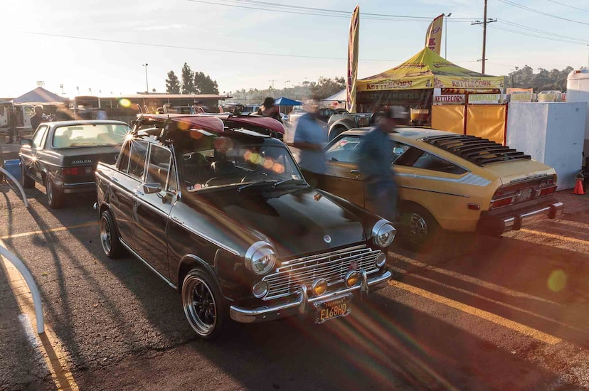 The Pomona Swap Meet is a So-Cal Tradition for Car Fanatics