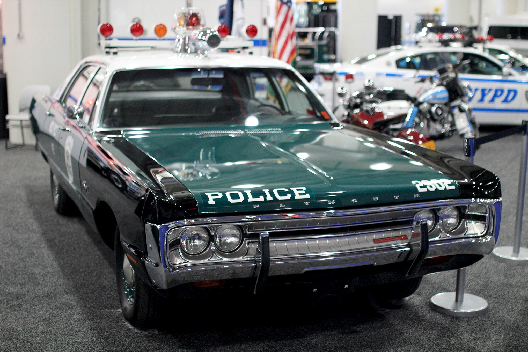The Tuners and Police Cars of the 2017 New York Auto Show ...