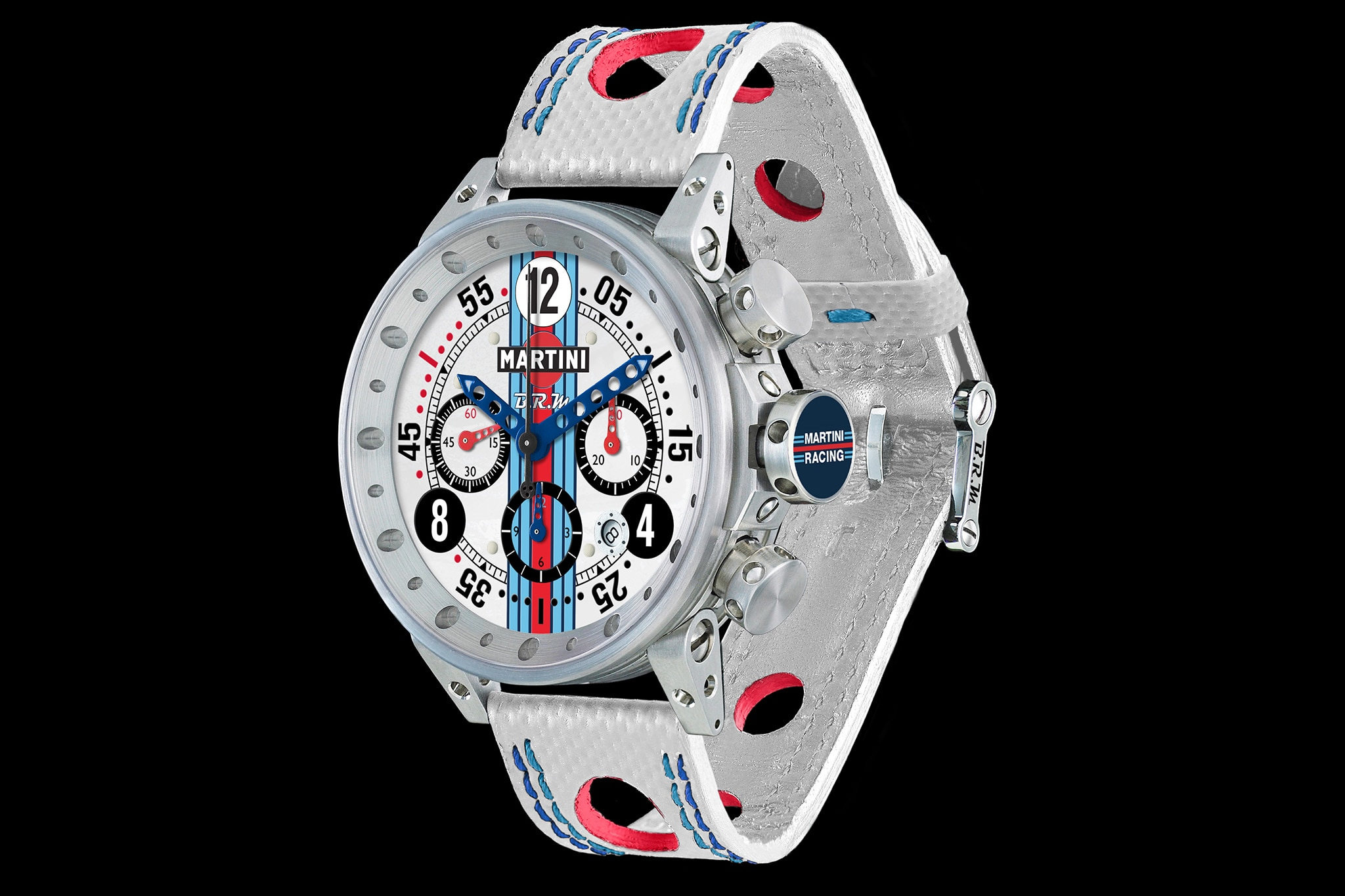 BRM Watches Celebrates Martini Racing Collaboration with ...