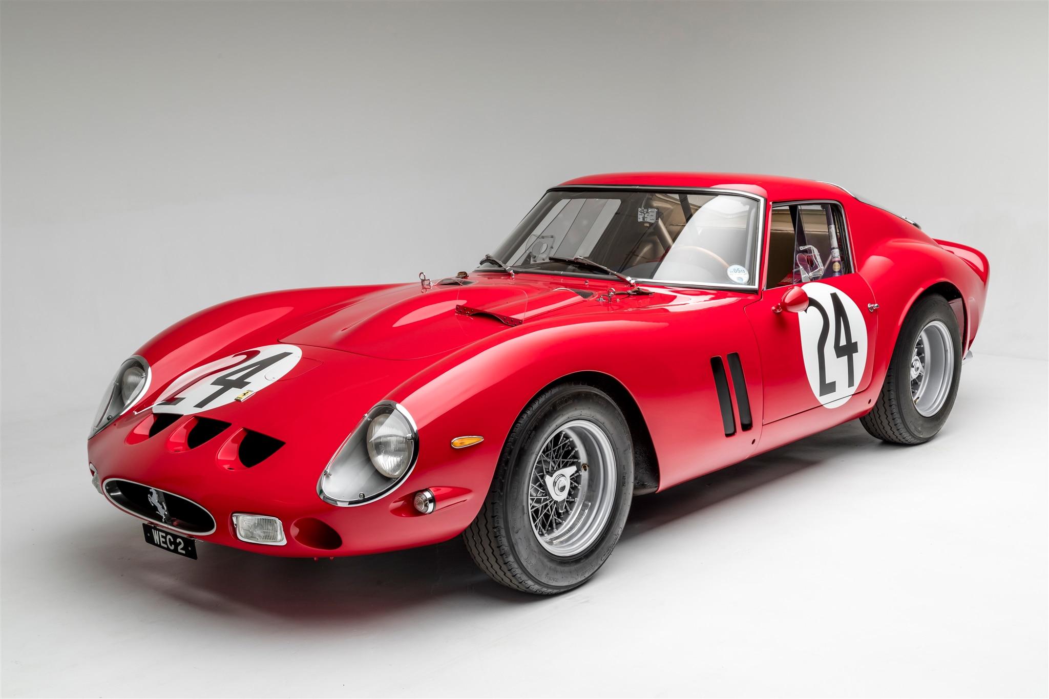 1963 Ferrari 250 GTO Front Three Quarter